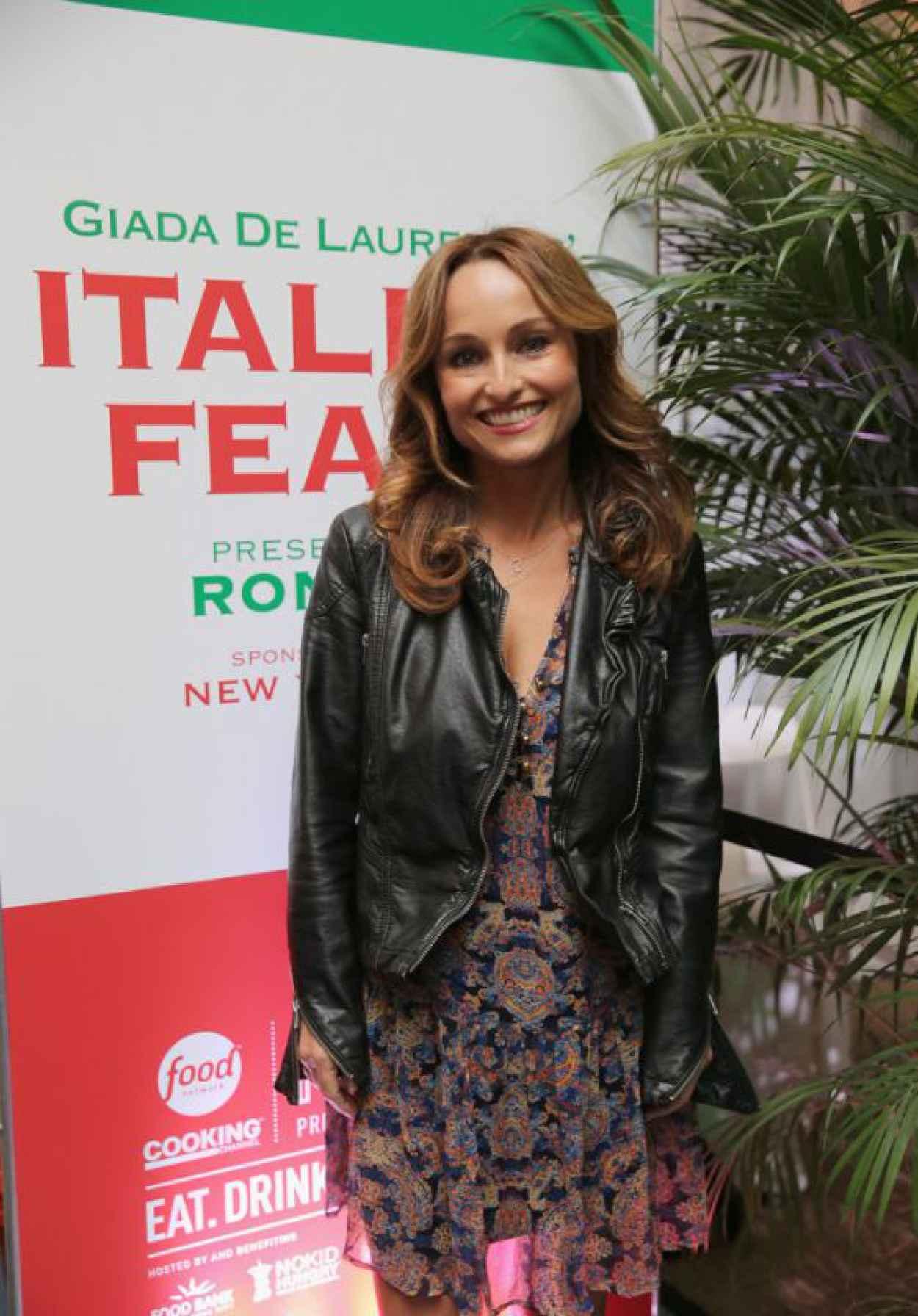 Giada De Laurentiis - Giada De Laurentiis Italian Feast Presented by Ronzon in NYC-1
