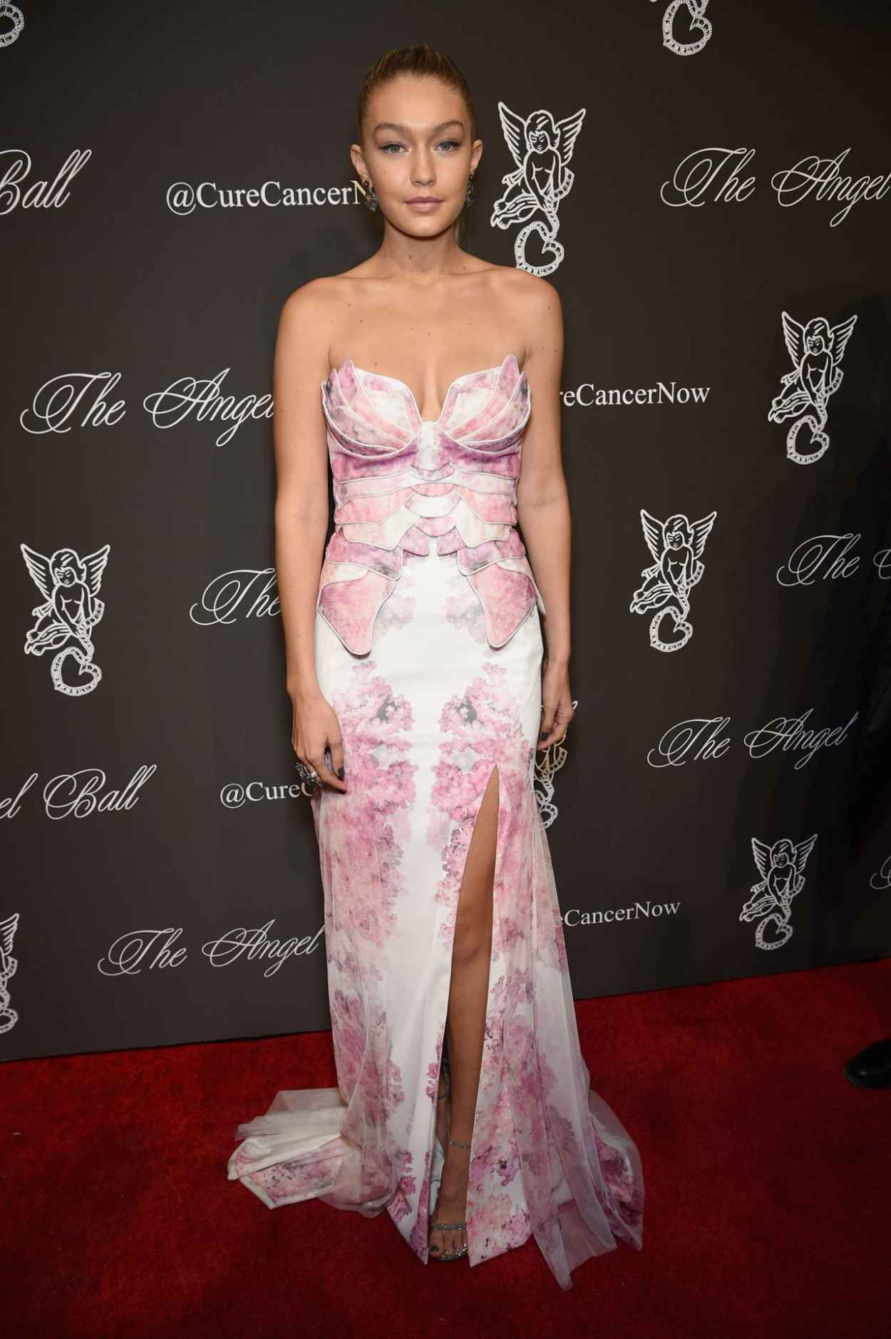Gigi Hadid - 2015 Angel Ball in New York City-1