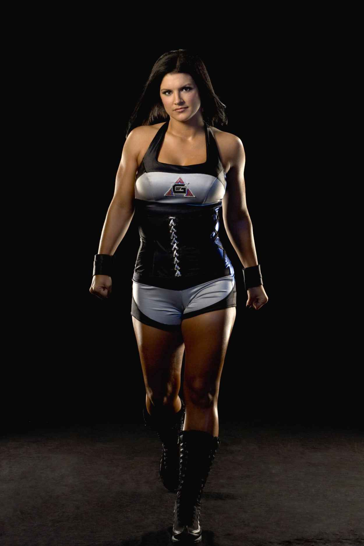 Gina Carano - Promoshoot for American Gladiators - by Paul Drinkwater-1