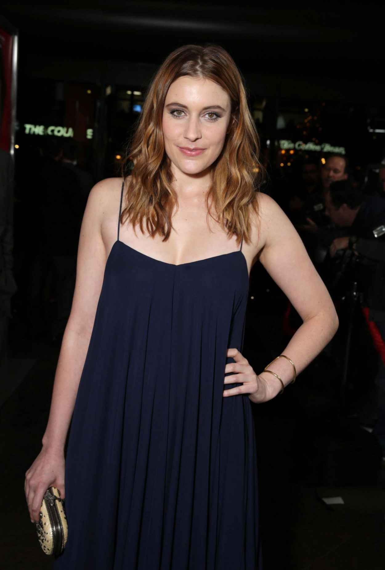 Greta Gerwig at HER Movie Premiere in LA-3