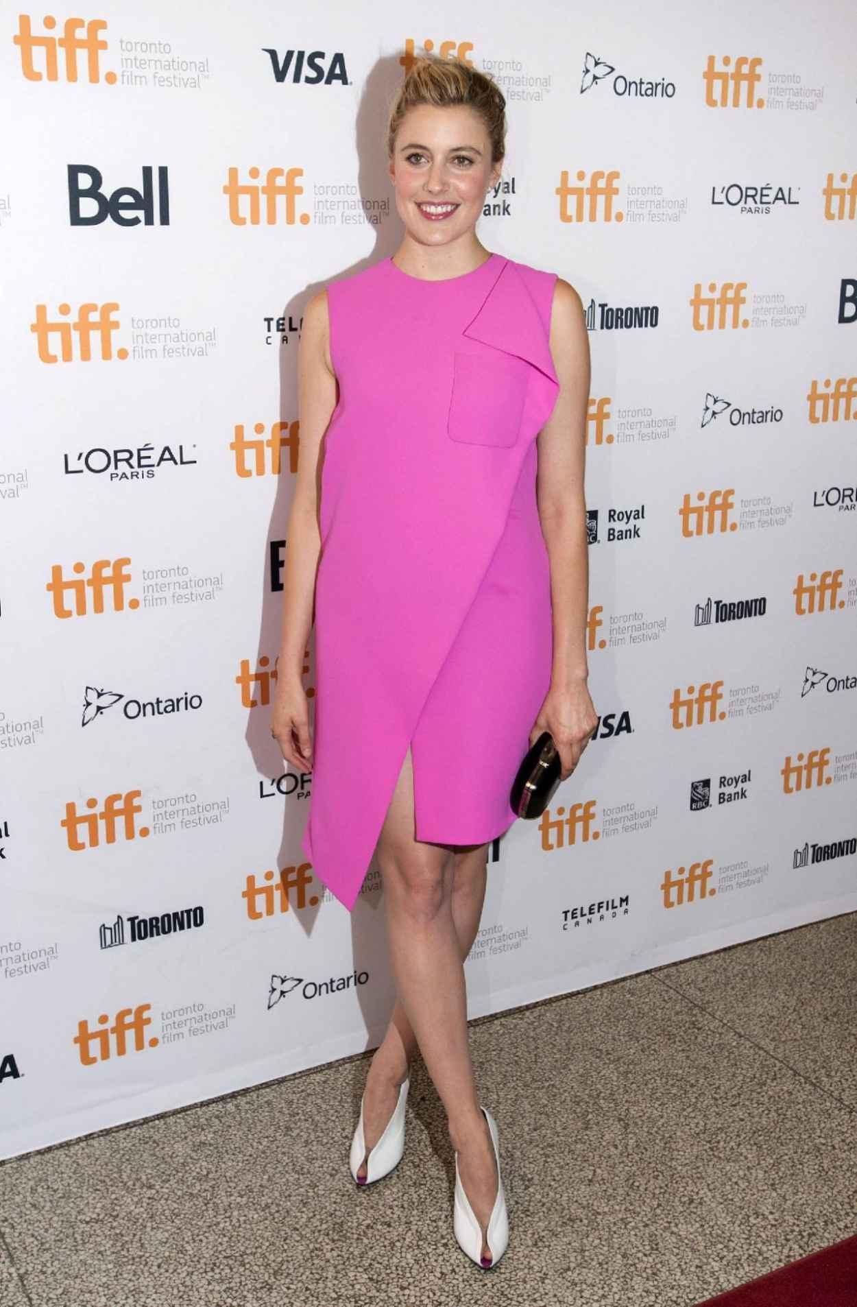 Greta Gerwig - The Humbling Premiere - TIFF 2015-1
