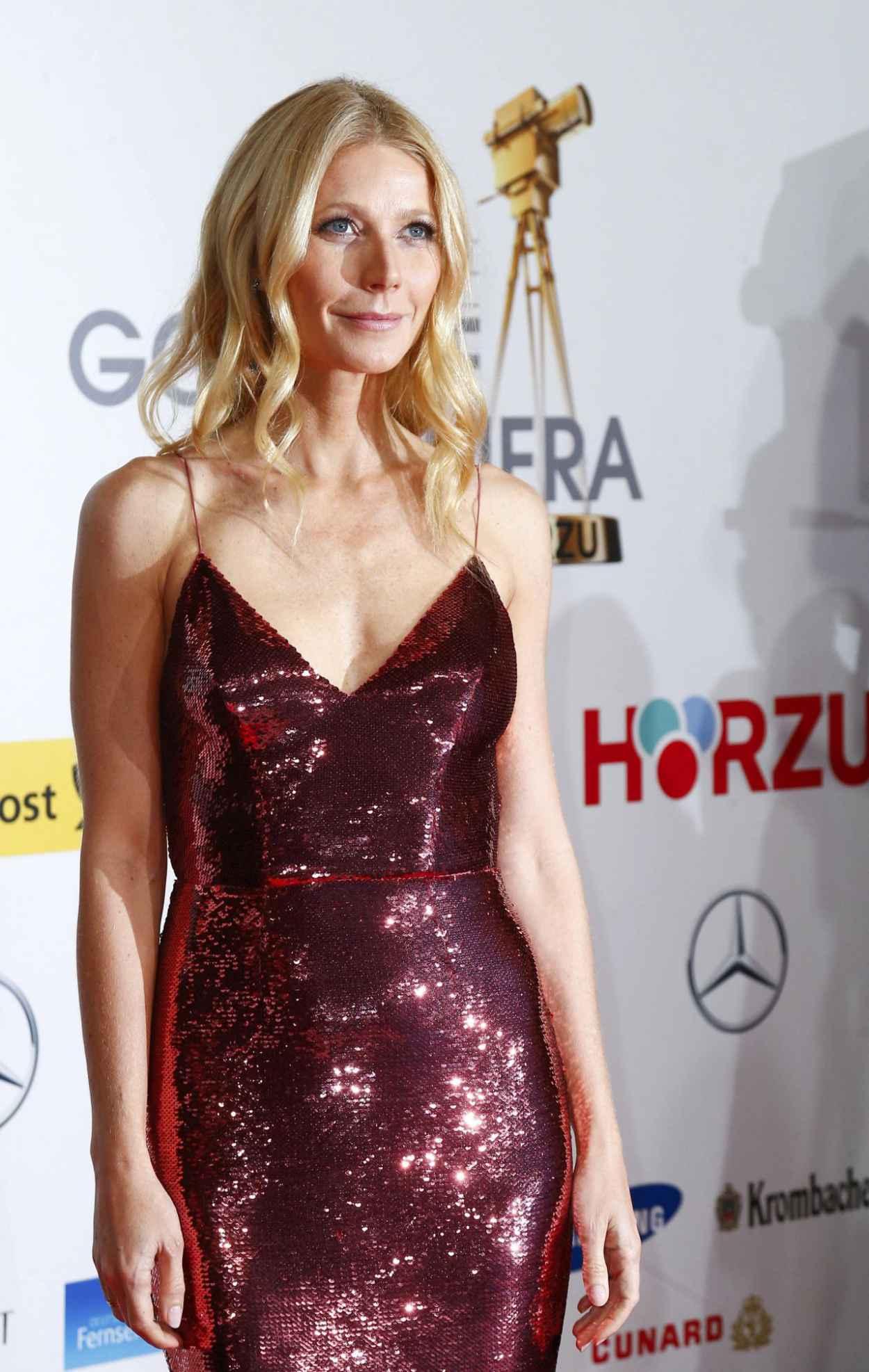 Gwyneth Paltrow - 49th Golden Camera Award from Hoerzu at Tempelhof Airport-1