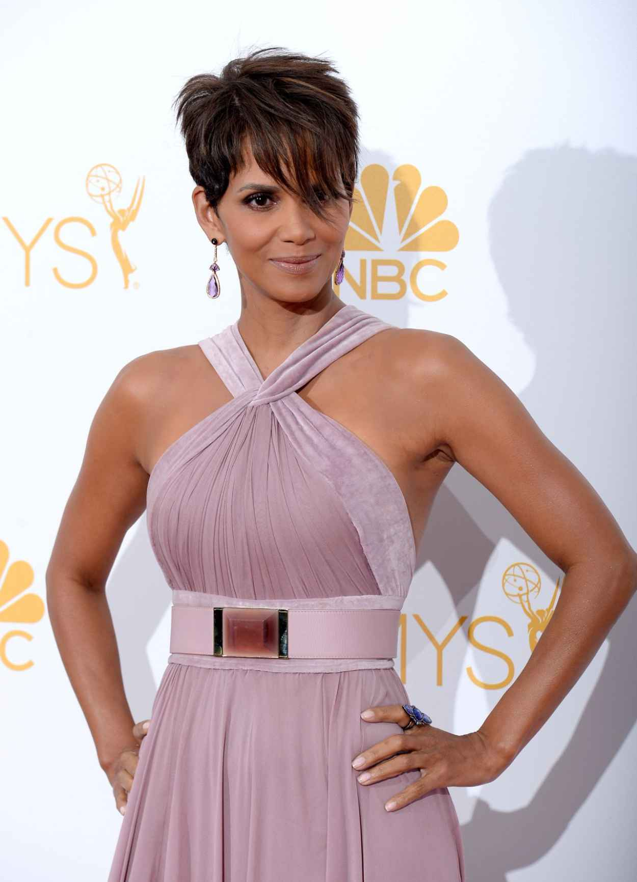 Halle Berry - 2015 Primetime Emmy Awards in Los Angeles-1