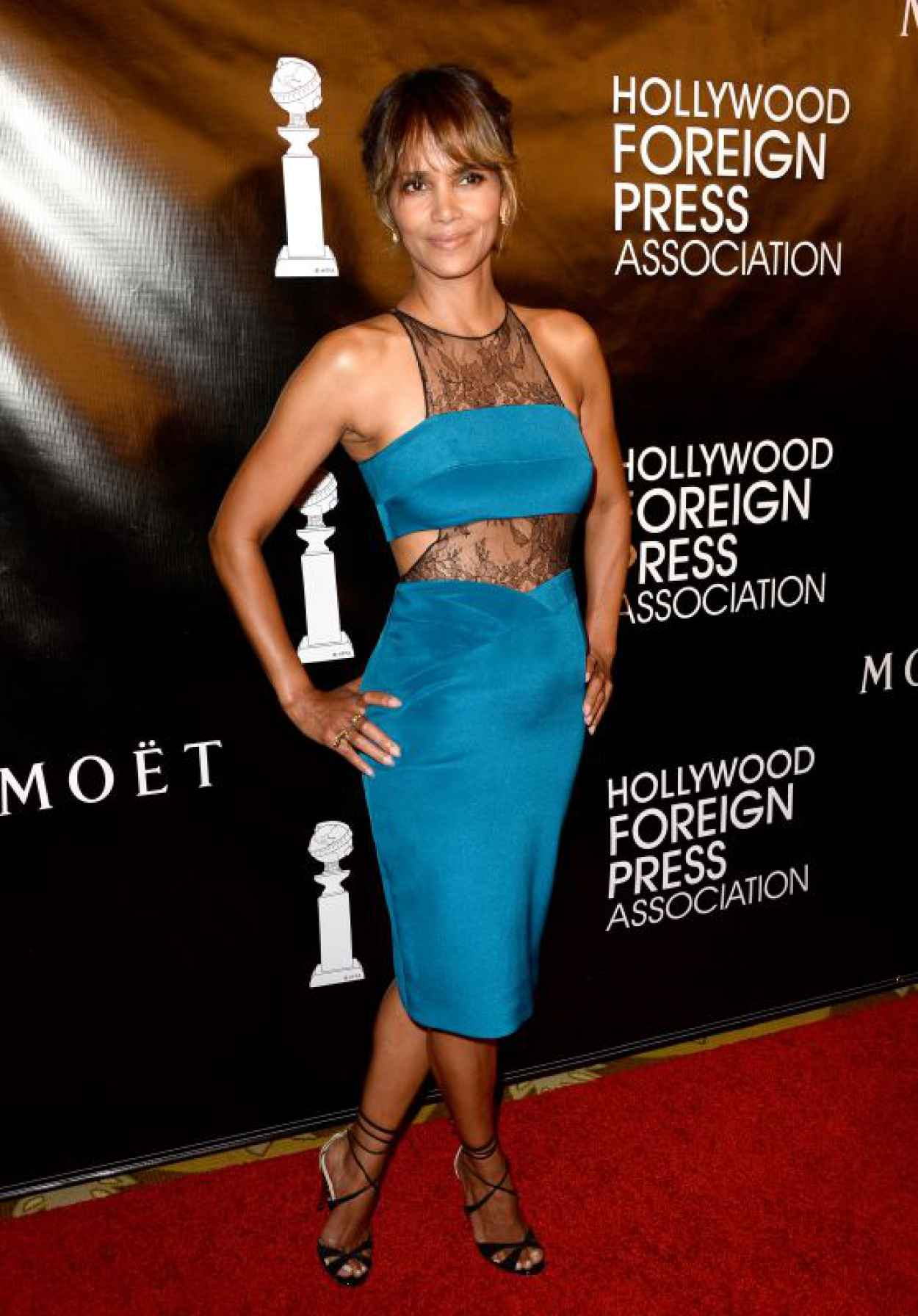 Halle Berry - 2015 Hollywood Foreign Press Association Grants Banquet in Beverly Hills-1