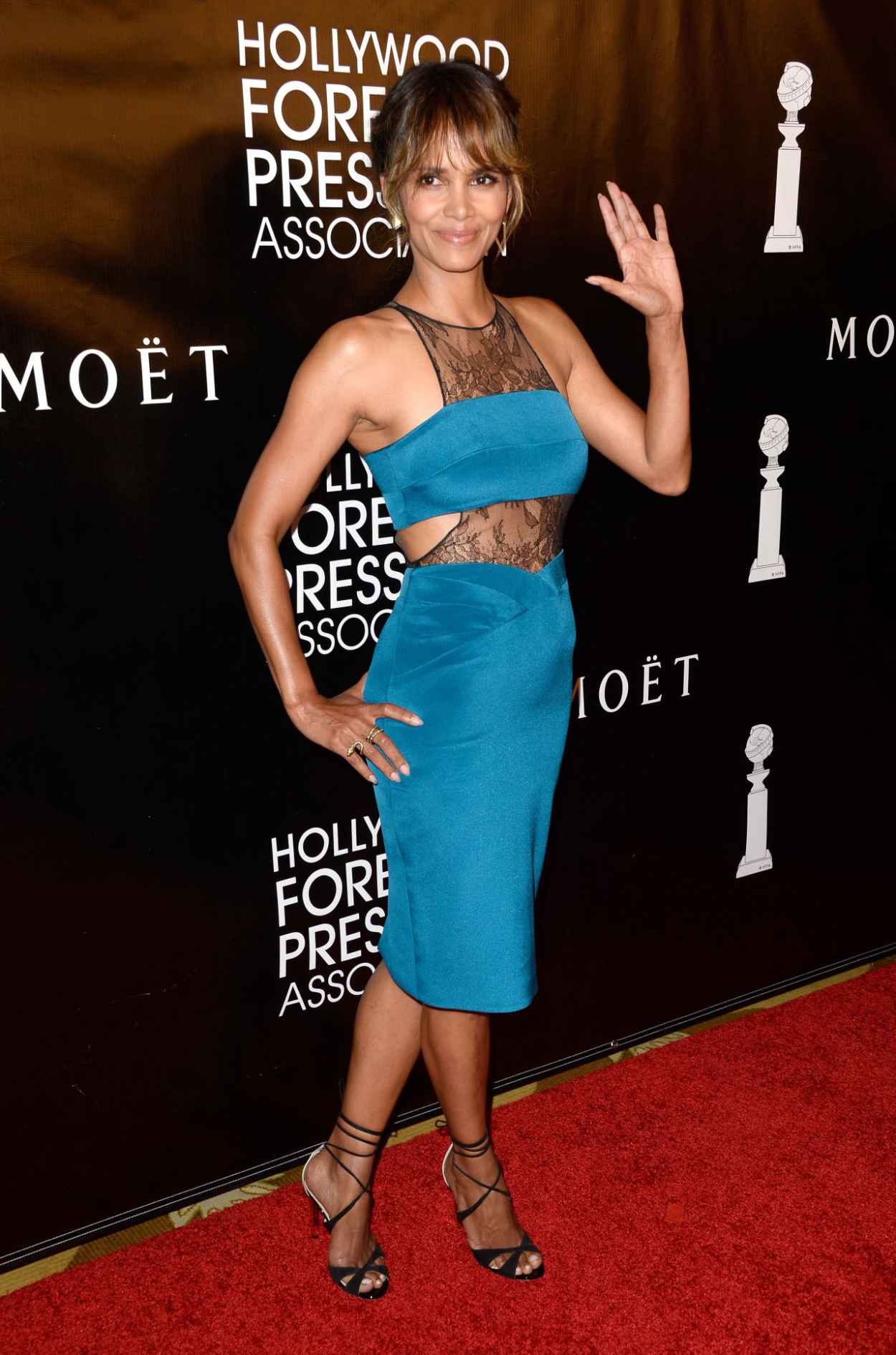 Halle Berry - 2015 Hollywood Foreign Press Association Grants Banquet in Beverly Hills-3