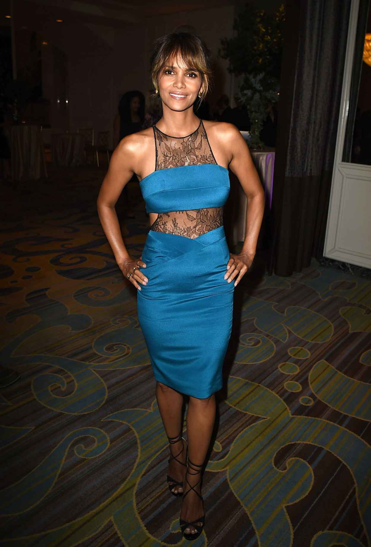 Halle Berry - 2015 Hollywood Foreign Press Association Grants Banquet in Beverly Hills-4