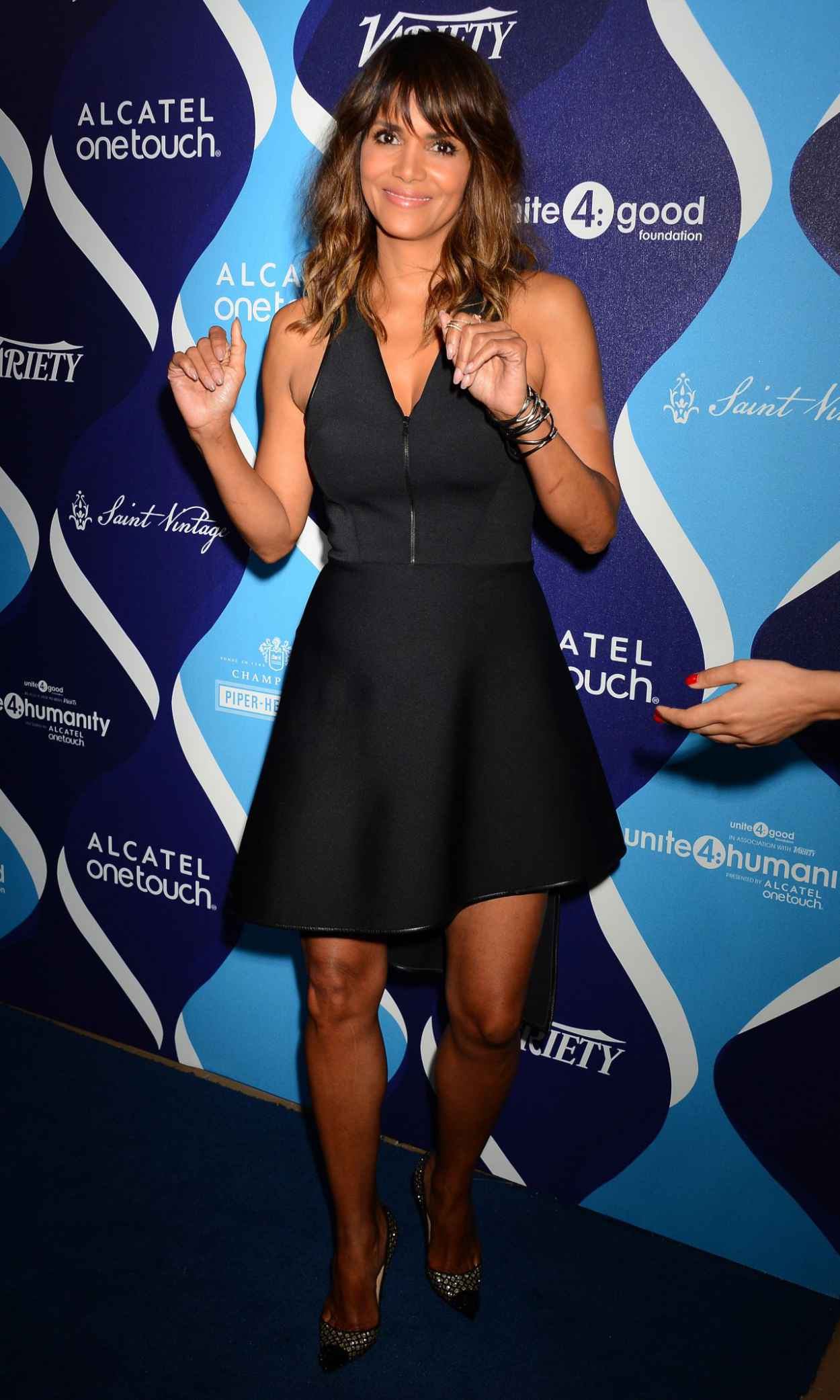 Halle Berry - 2015 unite4:humanity in Los Angeles-1