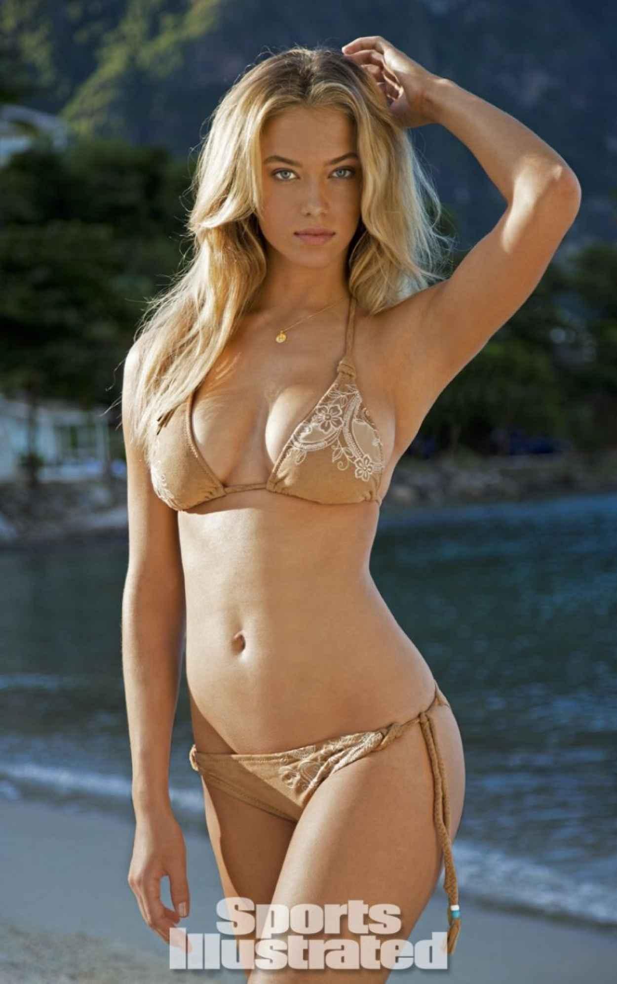 Hannah Ferguson - Hot in Bikini - Sports Illustrated 2015 Swimsuit Issue-1