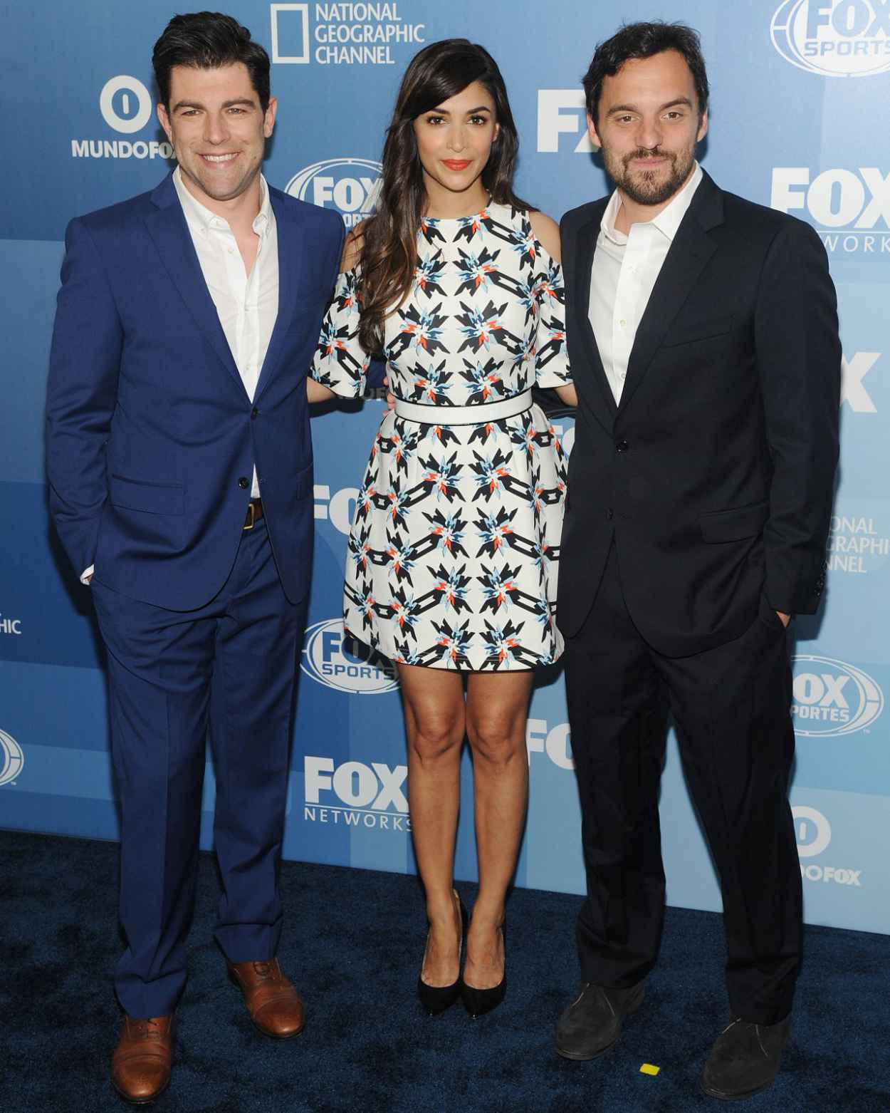 Hannah Simone - Fox Network 2015 Programming Upfront in New York City-2