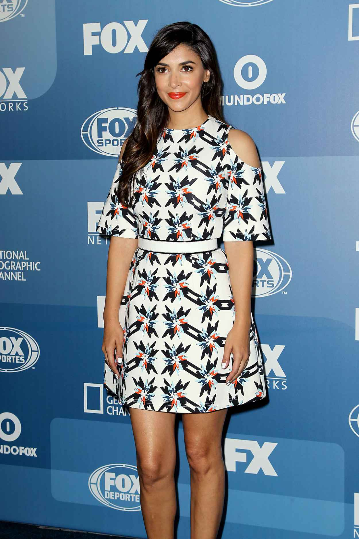 Hannah Simone - Fox Network 2015 Programming Upfront in New York City-5