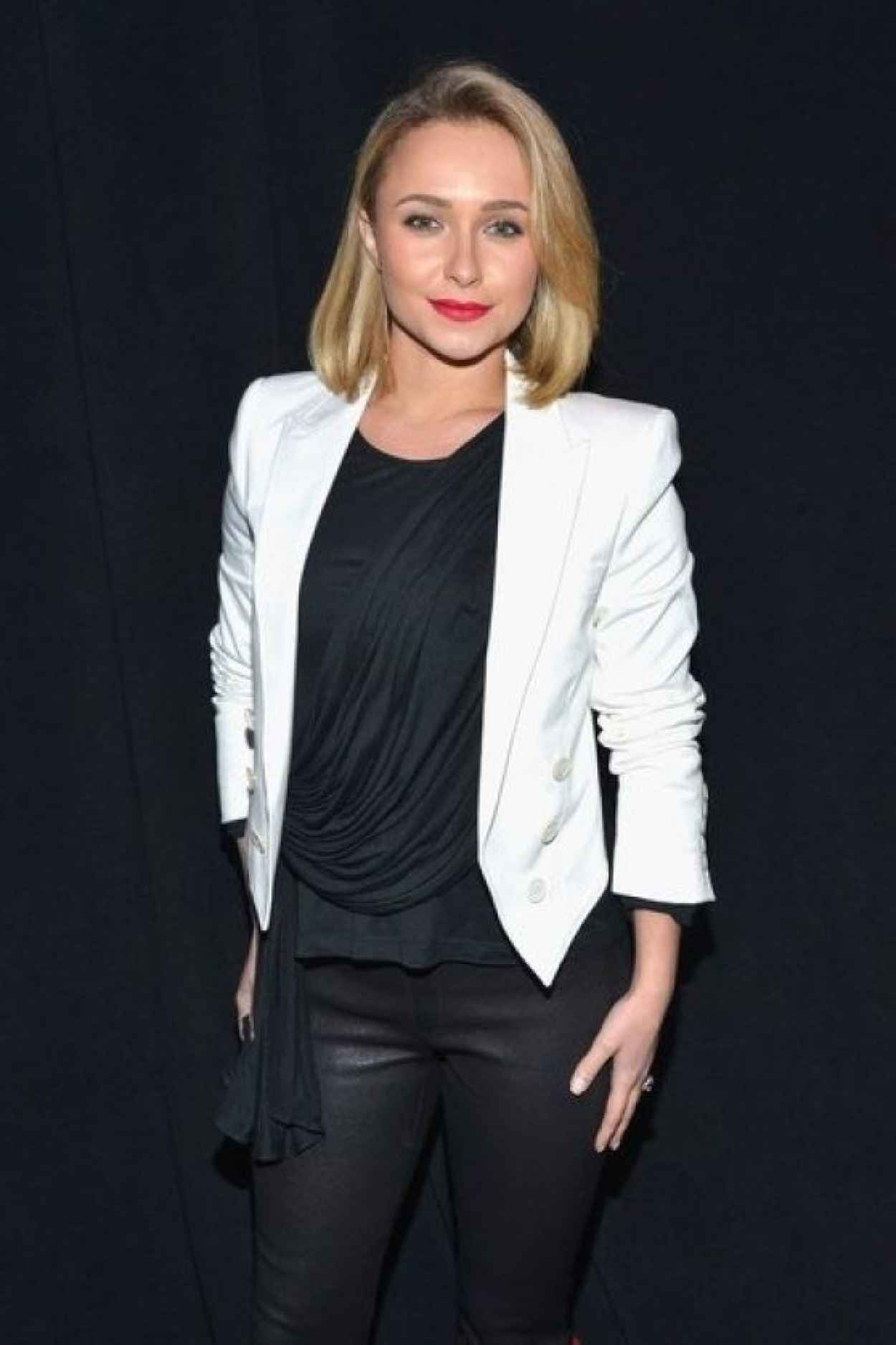 Hayden Panettiere - Bring the Music Revolution Event, New York, February 2015-1