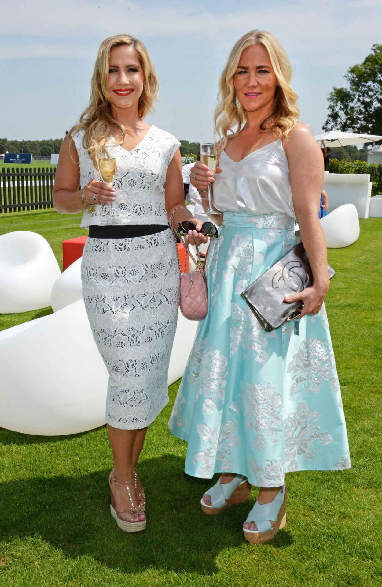 Heidi Range Audi International At Guards Polo Club In