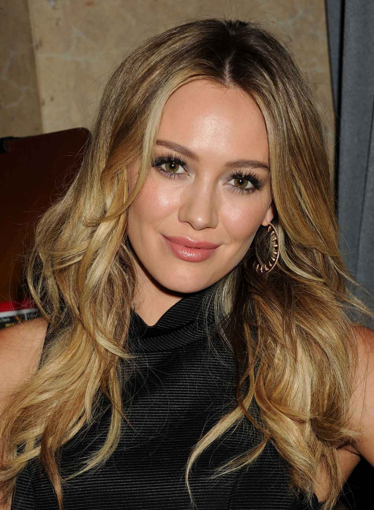 Hilary Duff - Pre-GRAMMY Gala in Los Angeles, January 2015-1