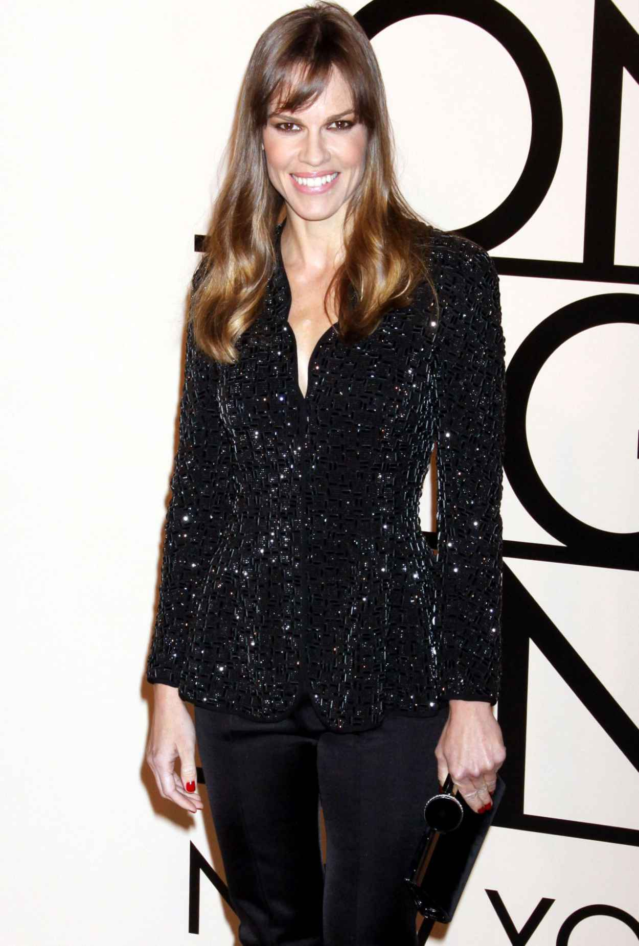 Hilary Swank at Giorgio Armani One Night Only NYC-1