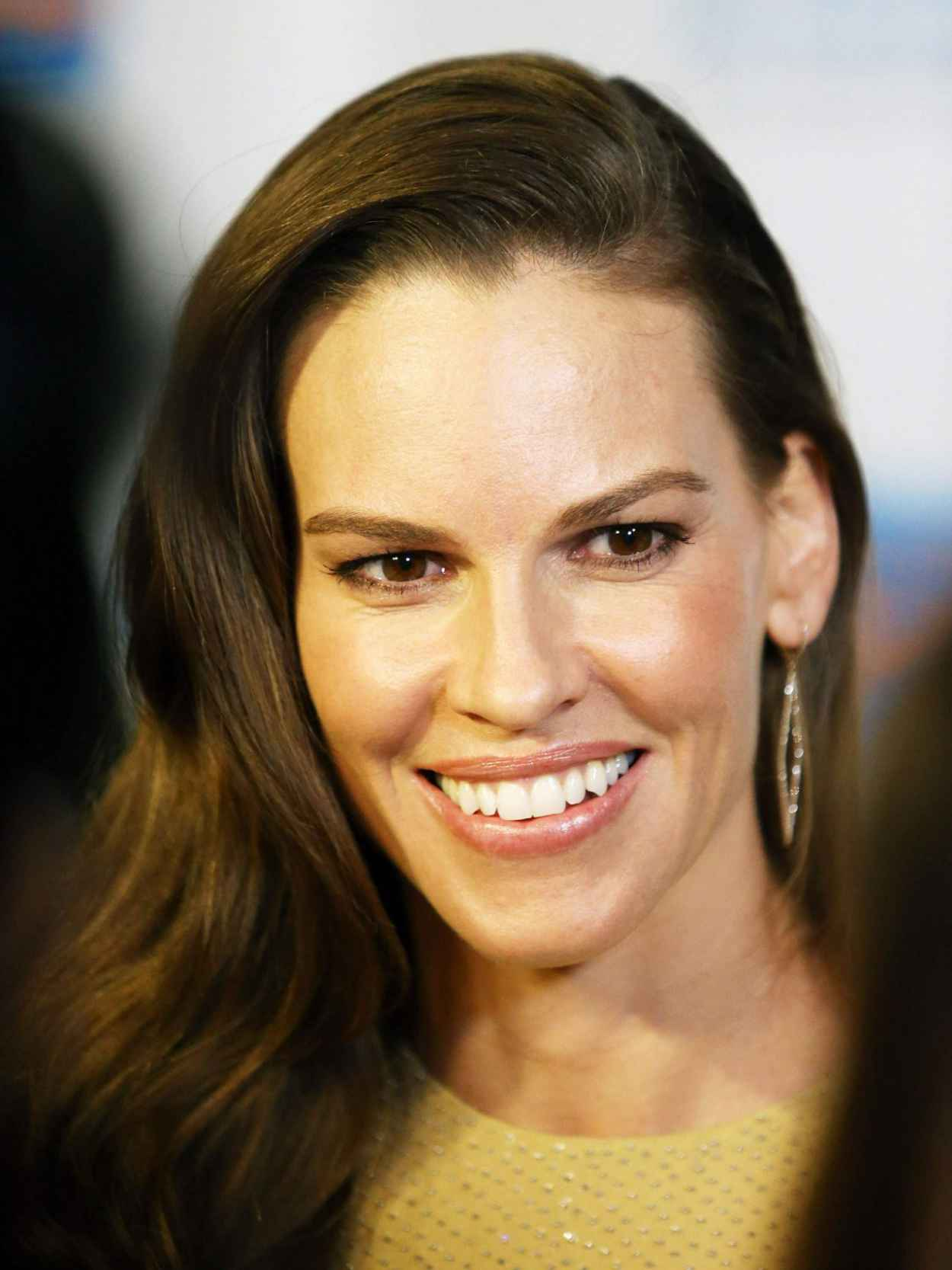 Hilary Swank - The Actors Fund 2015 The Looking Ahead Awards - December 2015-1