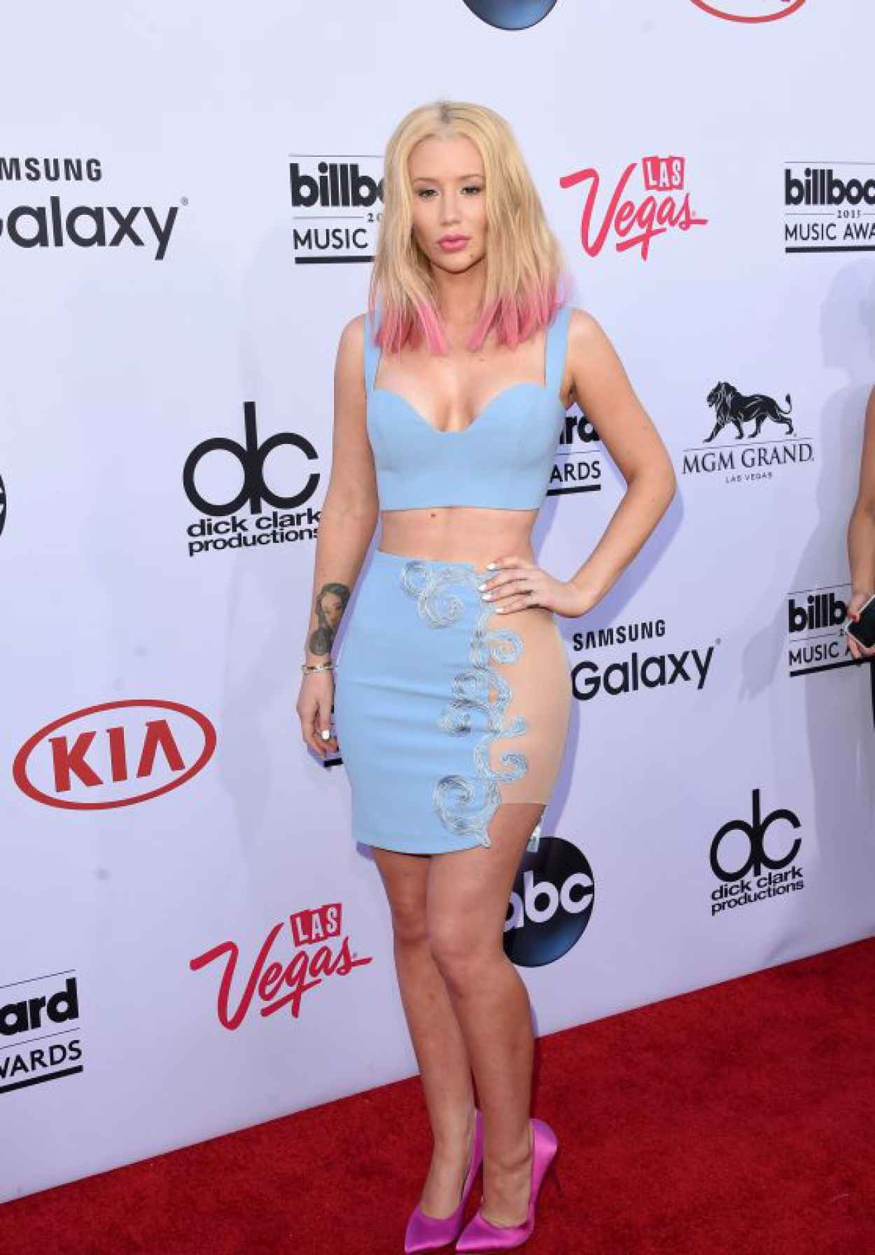 Iggy Azalea - 2015 Billboard Music Awards in Las Vegas-1