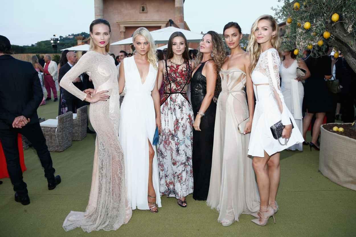 Irina Shayk - 2015 Leonardo DiCaprio Foundation Saint-Tropez Gala-5
