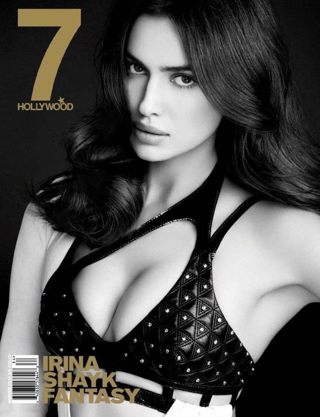 Irina Shayk - 7 HOLLYWOOD Magazine Photoshoot-1