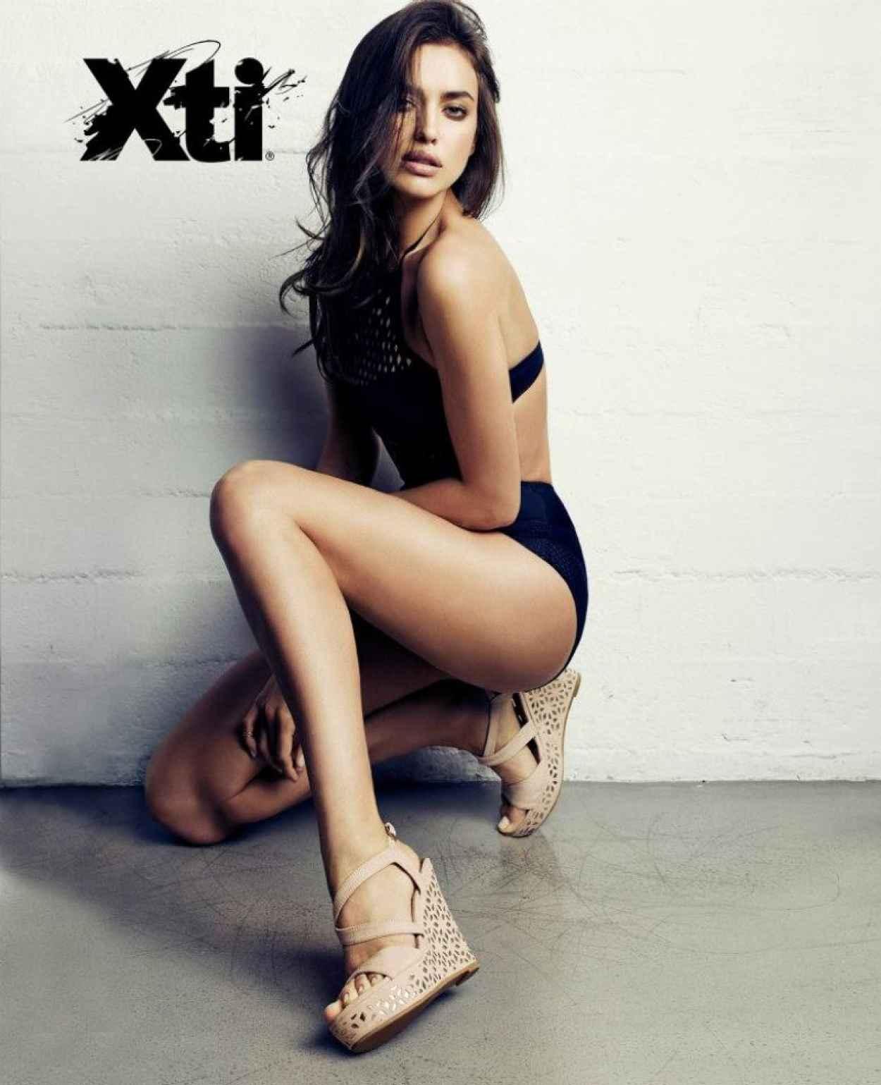 Irina Shayk Hot Photoshoot - XTI Spring/Summer 2015 Photoshoot-1