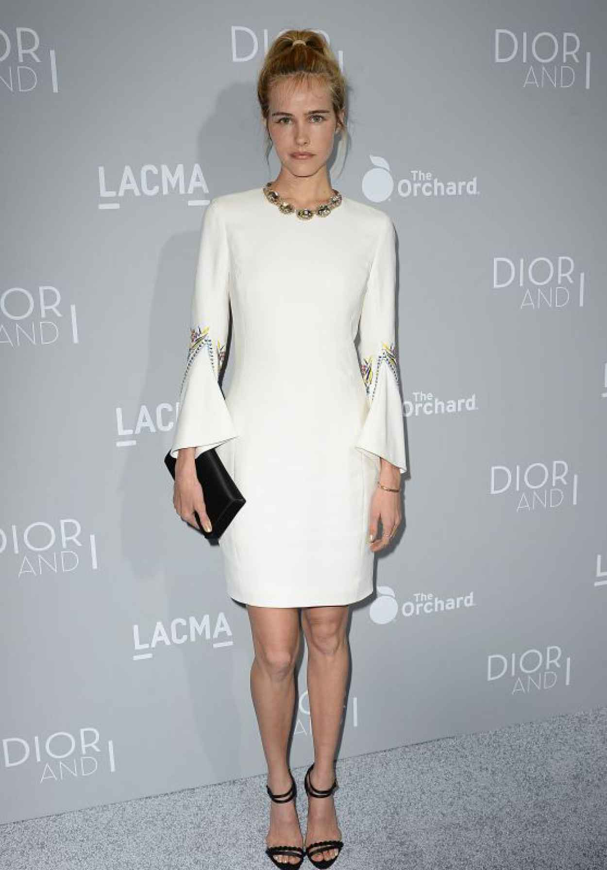 Isabel Lucas - Orchard Premiere of Dior and I in Los Angeles-1
