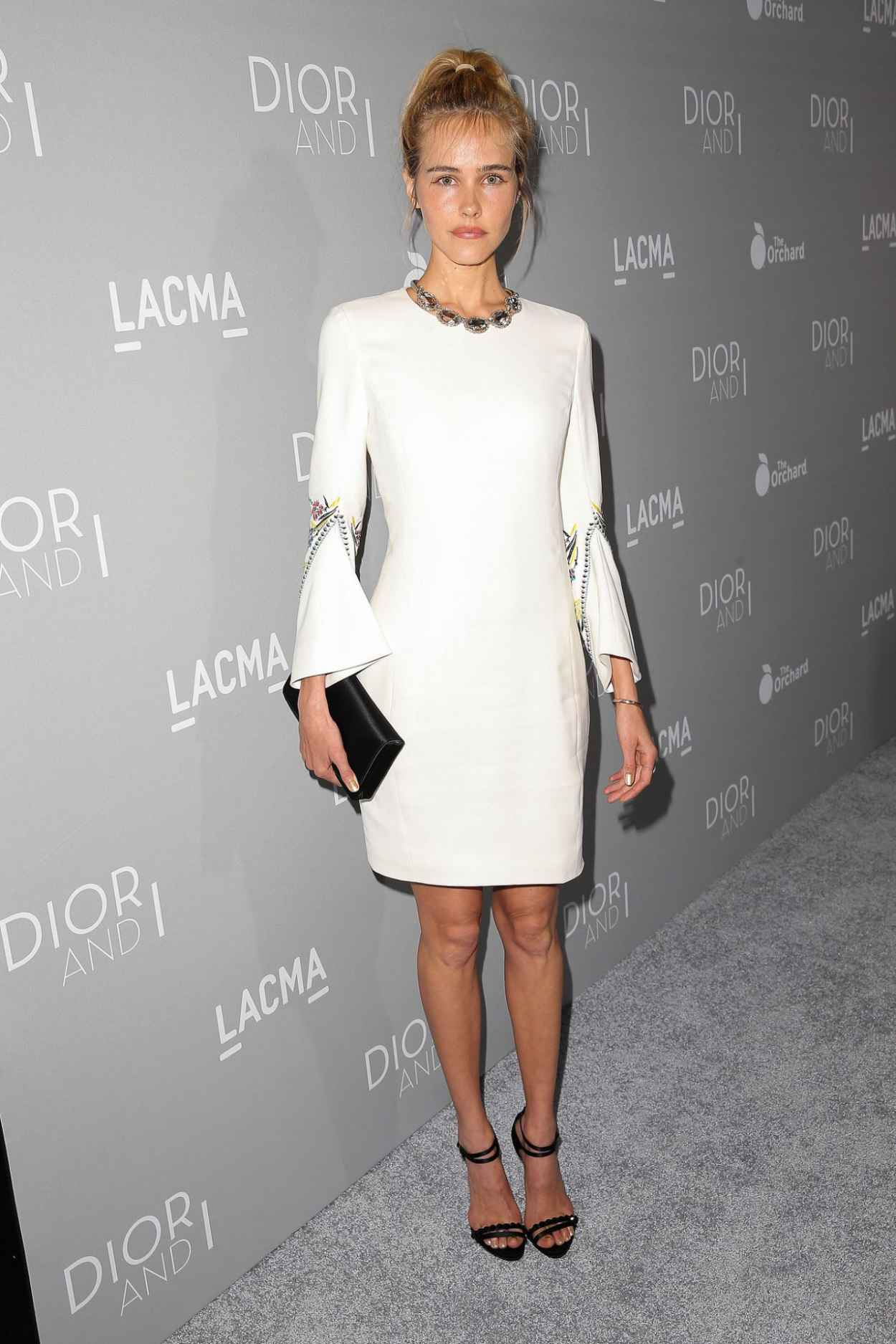 Isabel Lucas - Orchard Premiere of Dior and I in Los Angeles-4