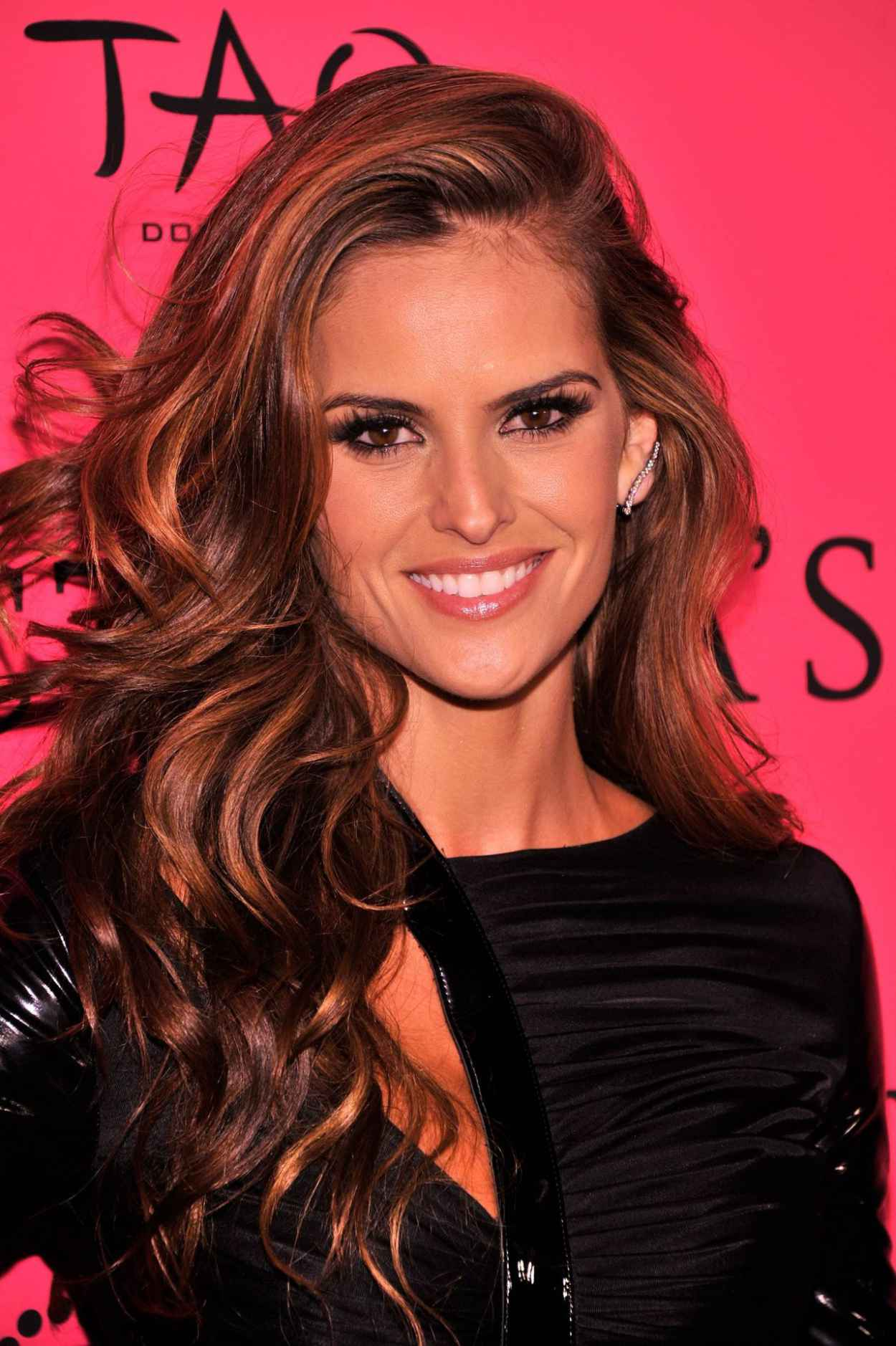 Izabel Goulart at Victorias Secret Fashion After Party at TAO Downtown New York-1