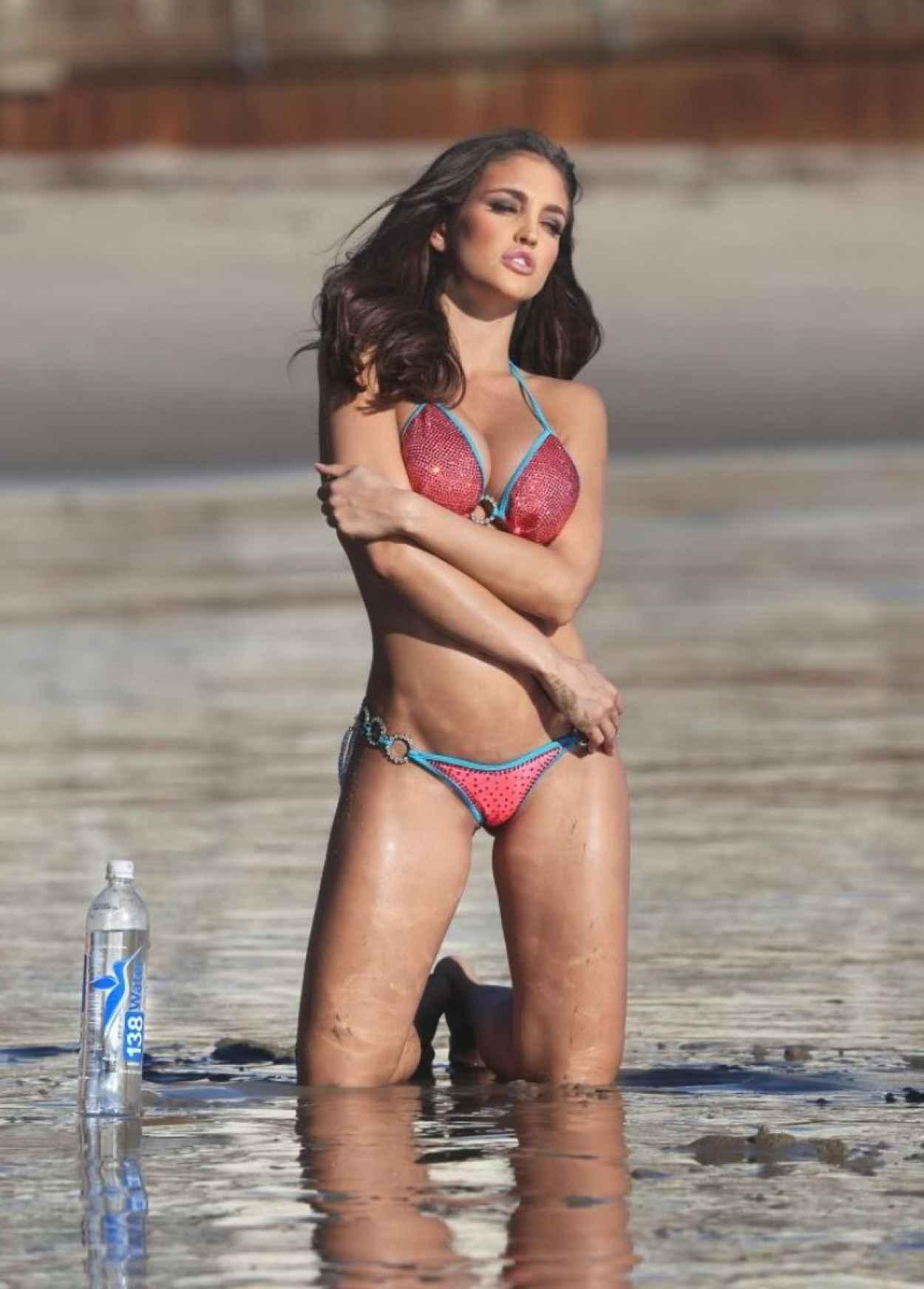 Jaclyn Swedberg in a Bikini - Photoshoot for 138 Water in Malibu-1