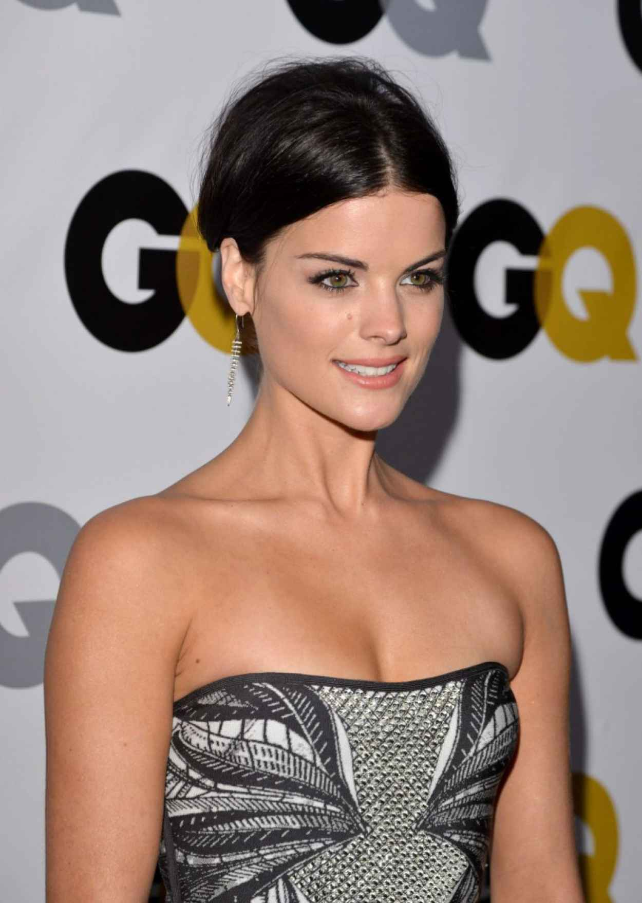 Jaimie Alexander - GQ Men Of The Year Party in Los Angeles-1
