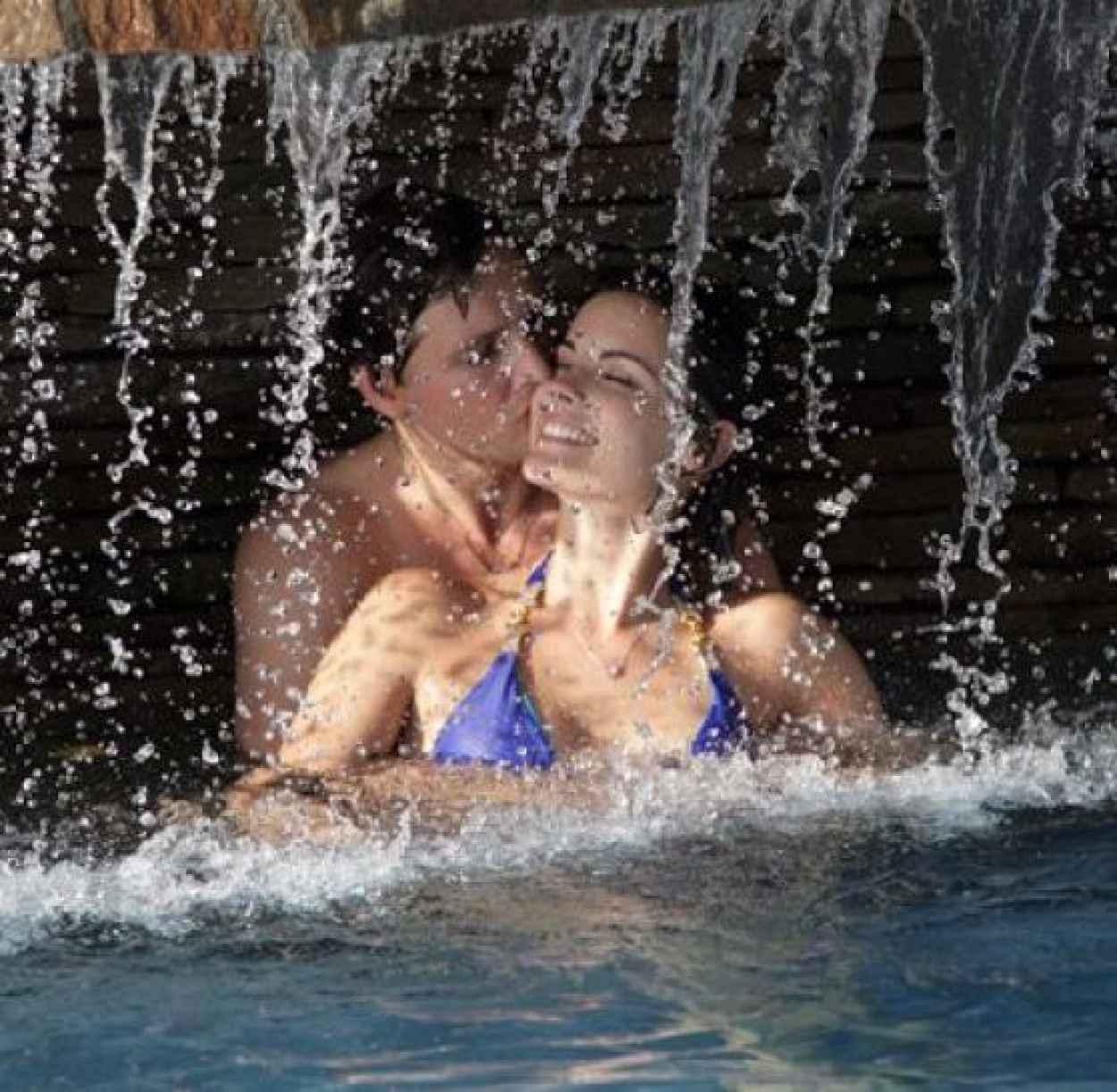 Jaimie Alexander - on Vacation at Villa La Estancia Riviera Nayarit in Mexico - November 2015-1