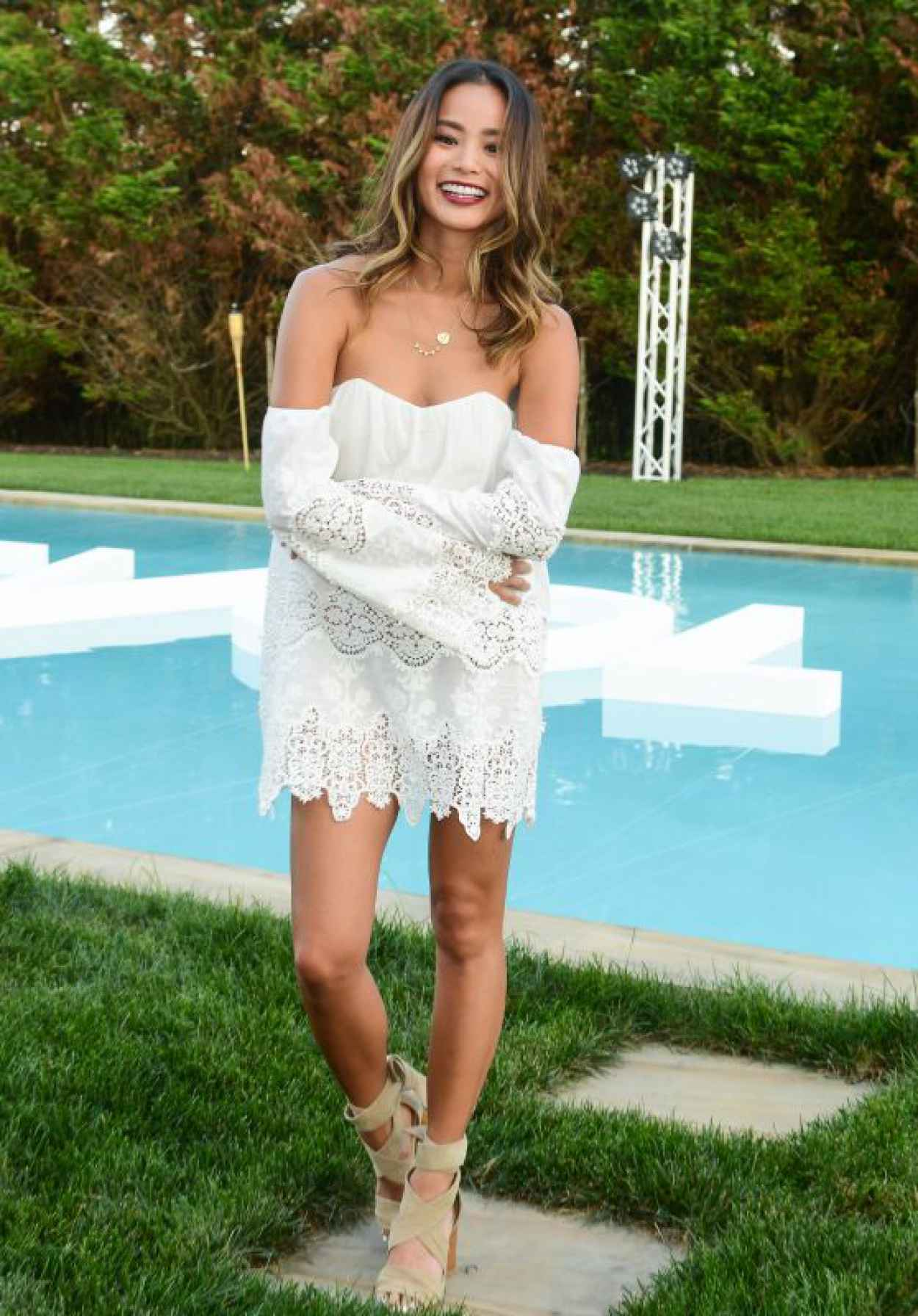 Jamie Chung - REVOLVE and People StyleWatch Summer Party in Sagaponack, New York, July 2015-1