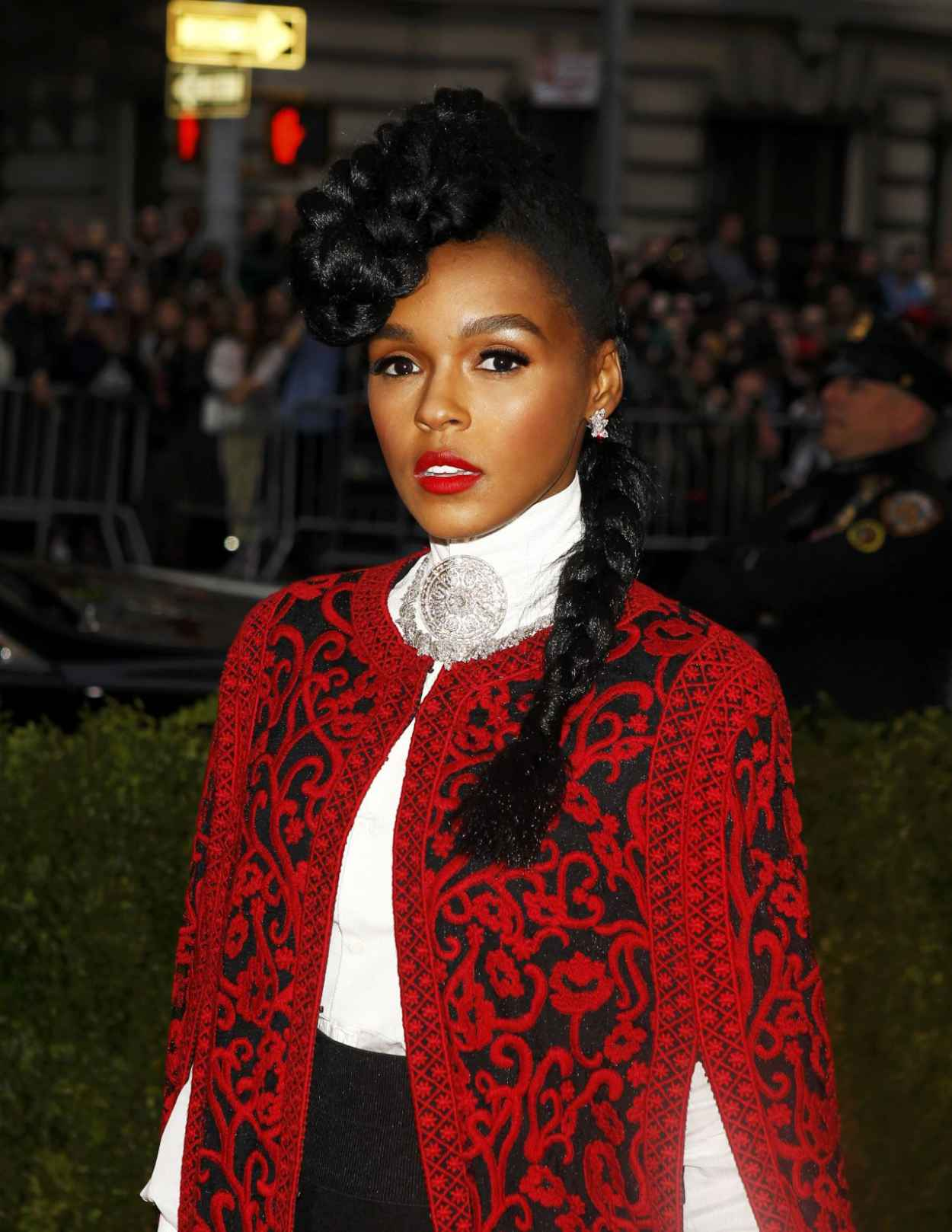 Janelle Monae - Charles James: Beyond Fashion Costume Institute Gala 2015-1