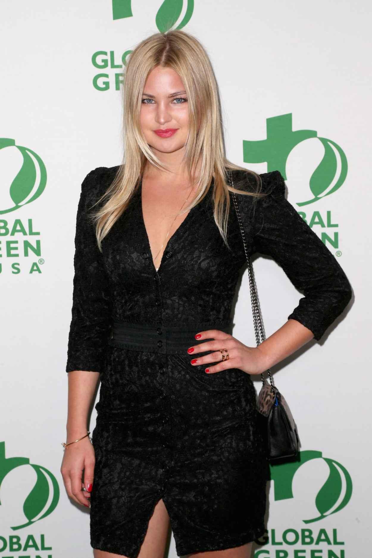 Jennifer Akerman - 2015 Global Green Pre Oscar Party in Hollywood-1