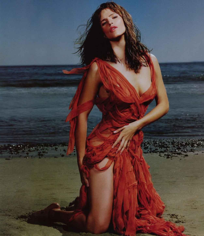 Jennifer Garner Photoshoot by James White-1