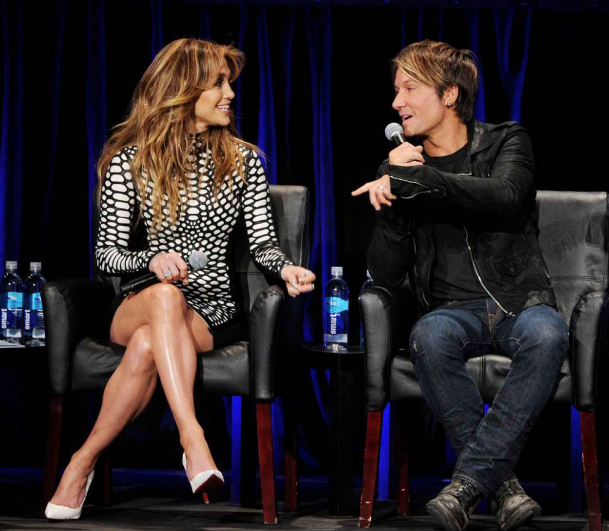 "Jennifer Lopez at ""American Idol Xlll"" Premiere in Los Angeles, January 2015-5"