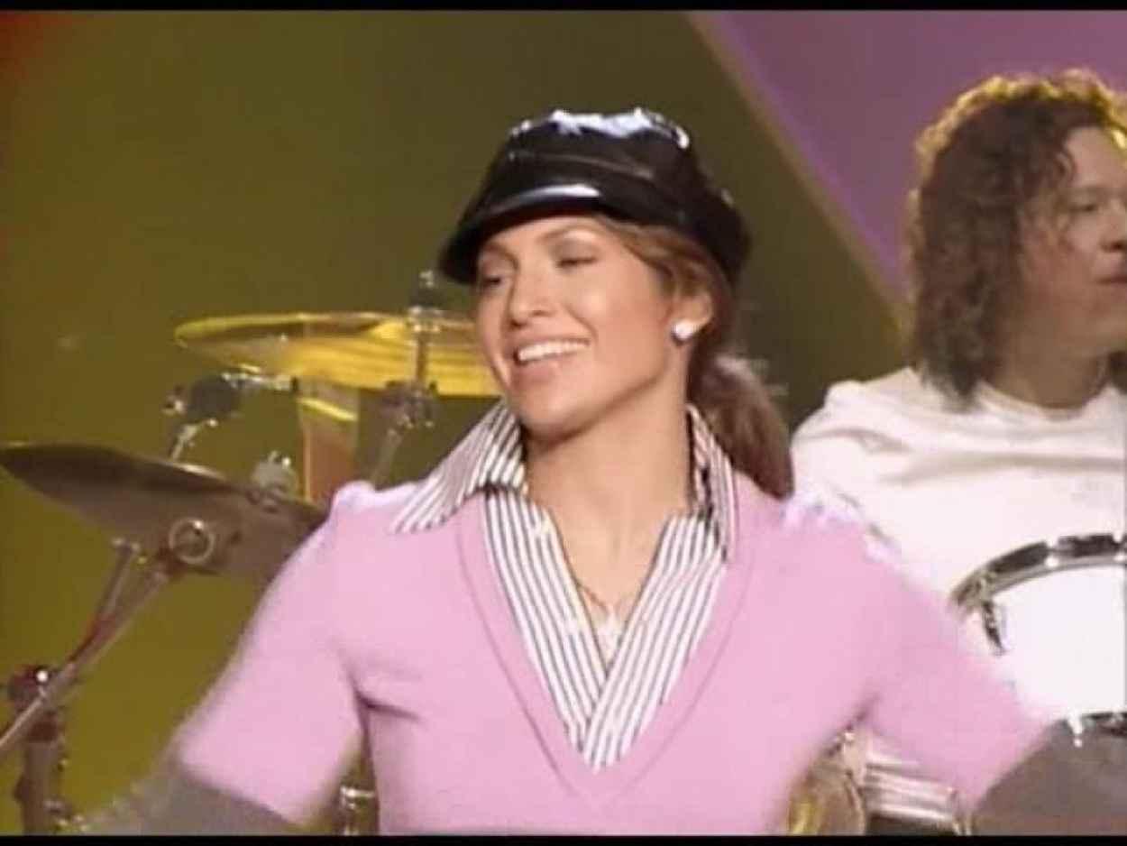 Jennifer Lopez - Im Real (Live in France)-1