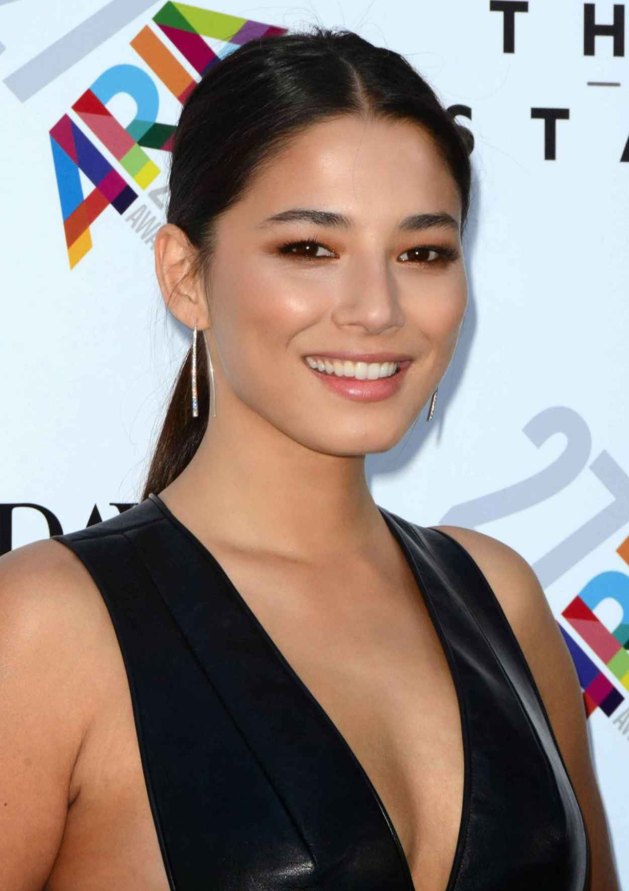 Jessica Gomes at 27th Annual ARIA Awards at the Star in Sydney - December 2015-1