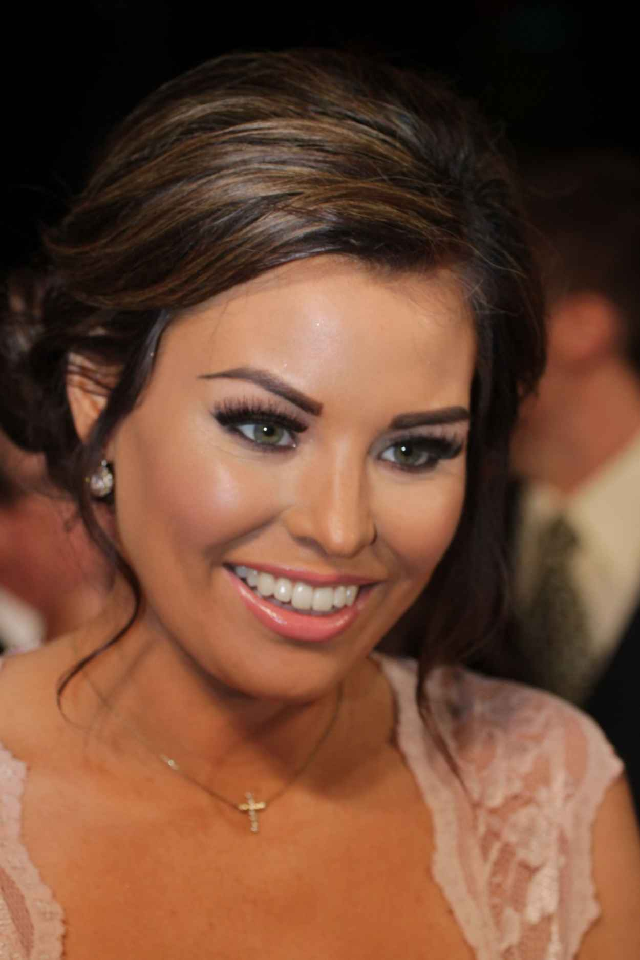 Jessica Wright at NTAs 2015 in London-1
