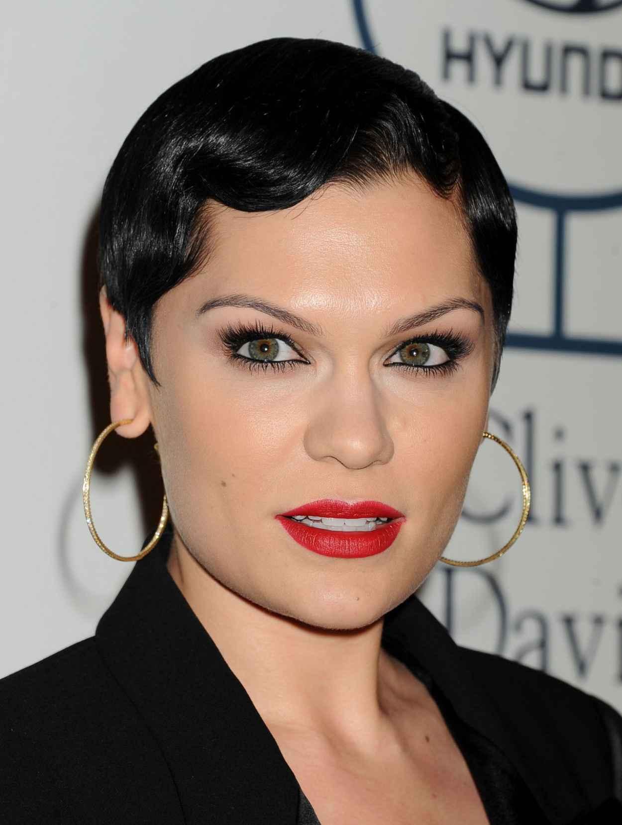 Jessie J - The 56th Annual GRAMMY Awards Pre-GRAMMY Gala - January 2015-1
