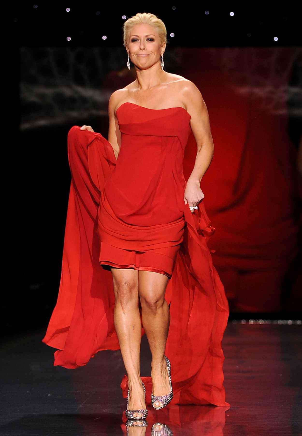 Jill Martin - Heart Truth Red Dress Collection - February 2015-1