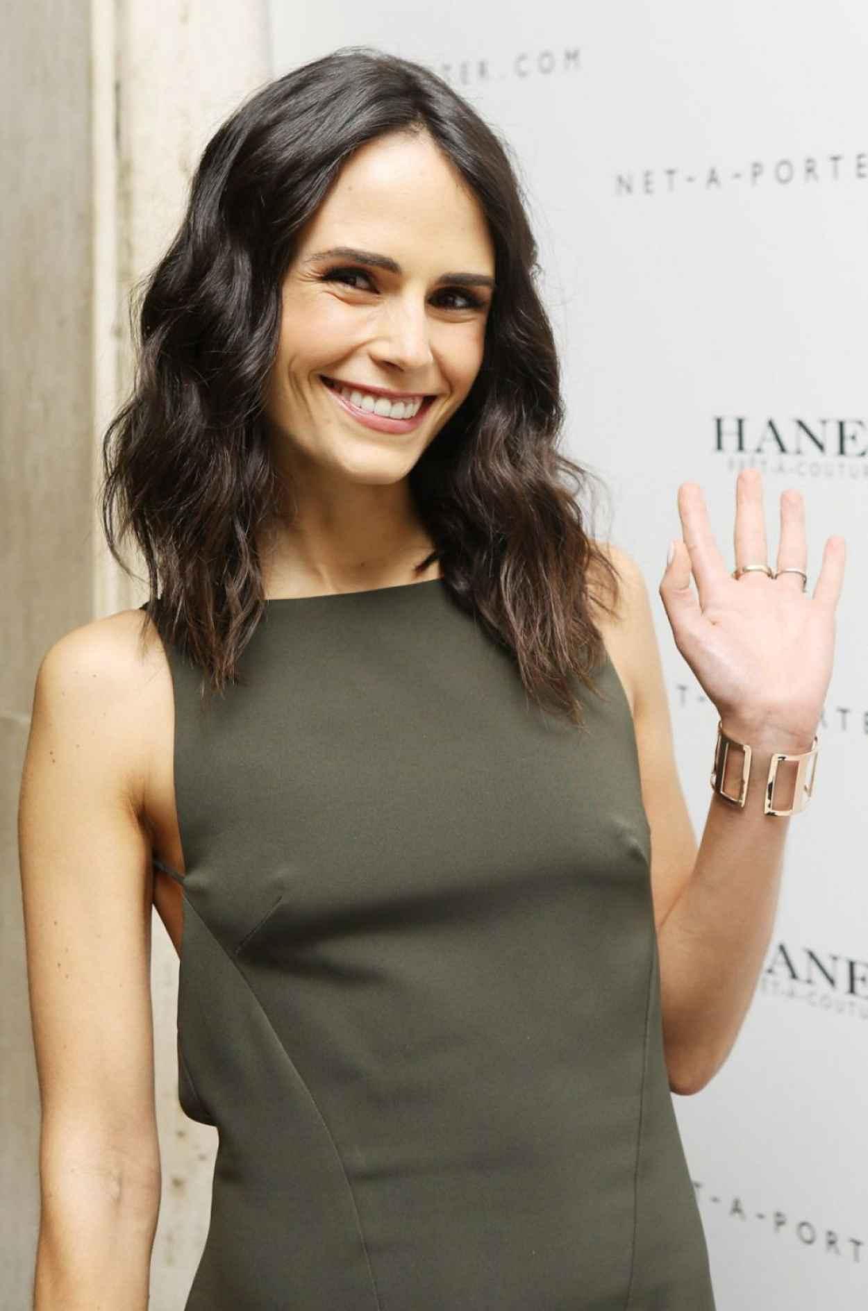 Jordana Brewster Attends Net-A-Porter Hosts Haney Pret-A-Couture Launch-1