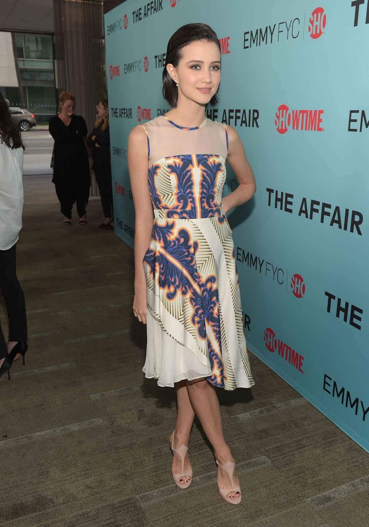 Julia Goldani Telles - The Affair Screening in Beverly Hills-5