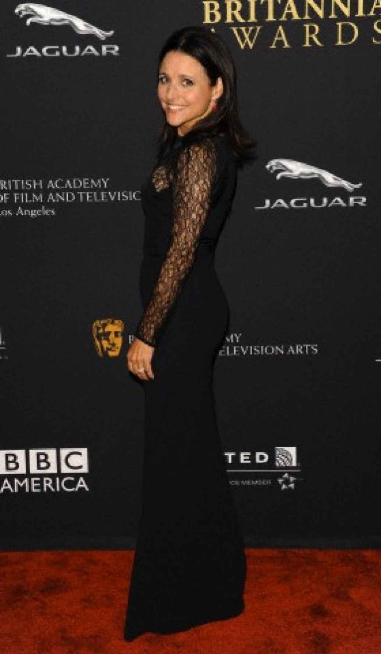 Julia Louis-Dreyfus - 2015 BAFTA Los Angeles Jaguar Britannia Awards in Beverly Hills-1