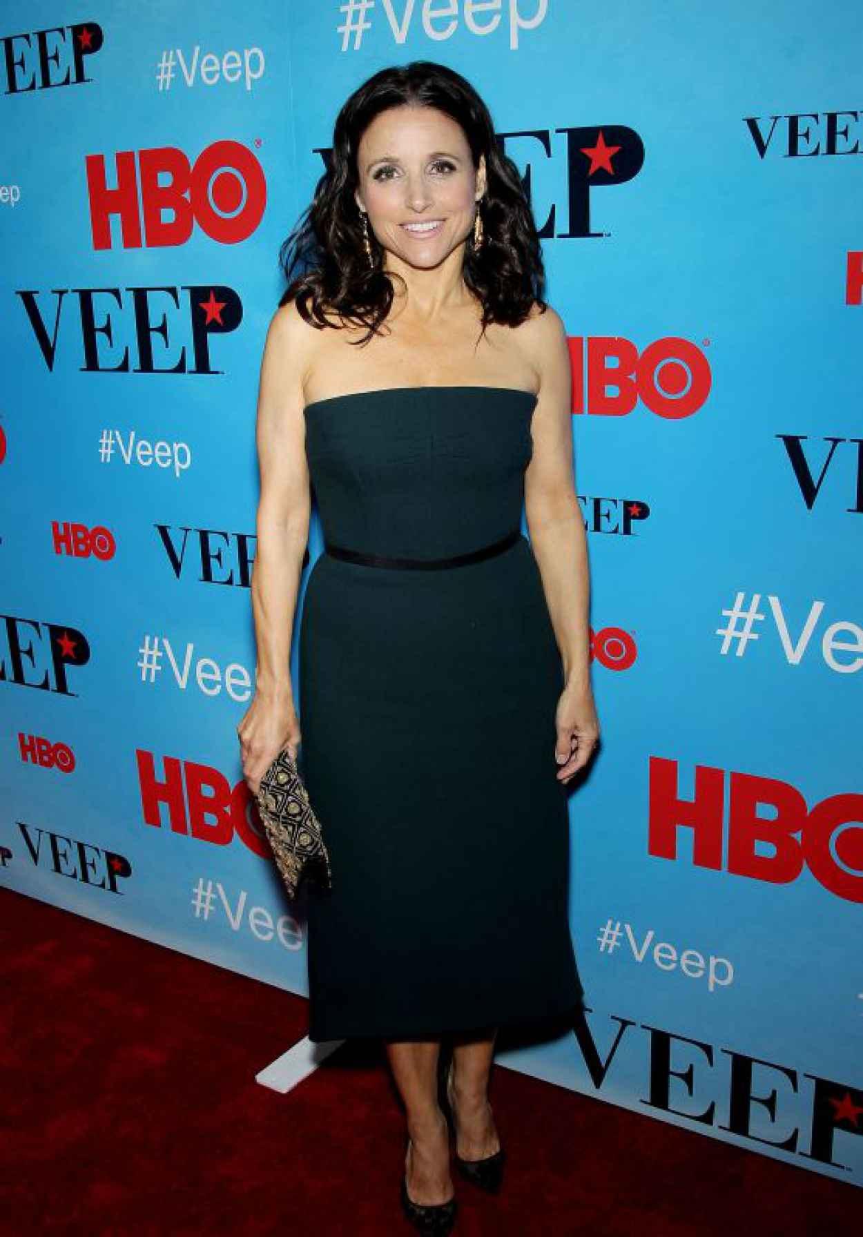 Julia Louis-Dreyfus - VEEP Season 4 Screening in New York City-1