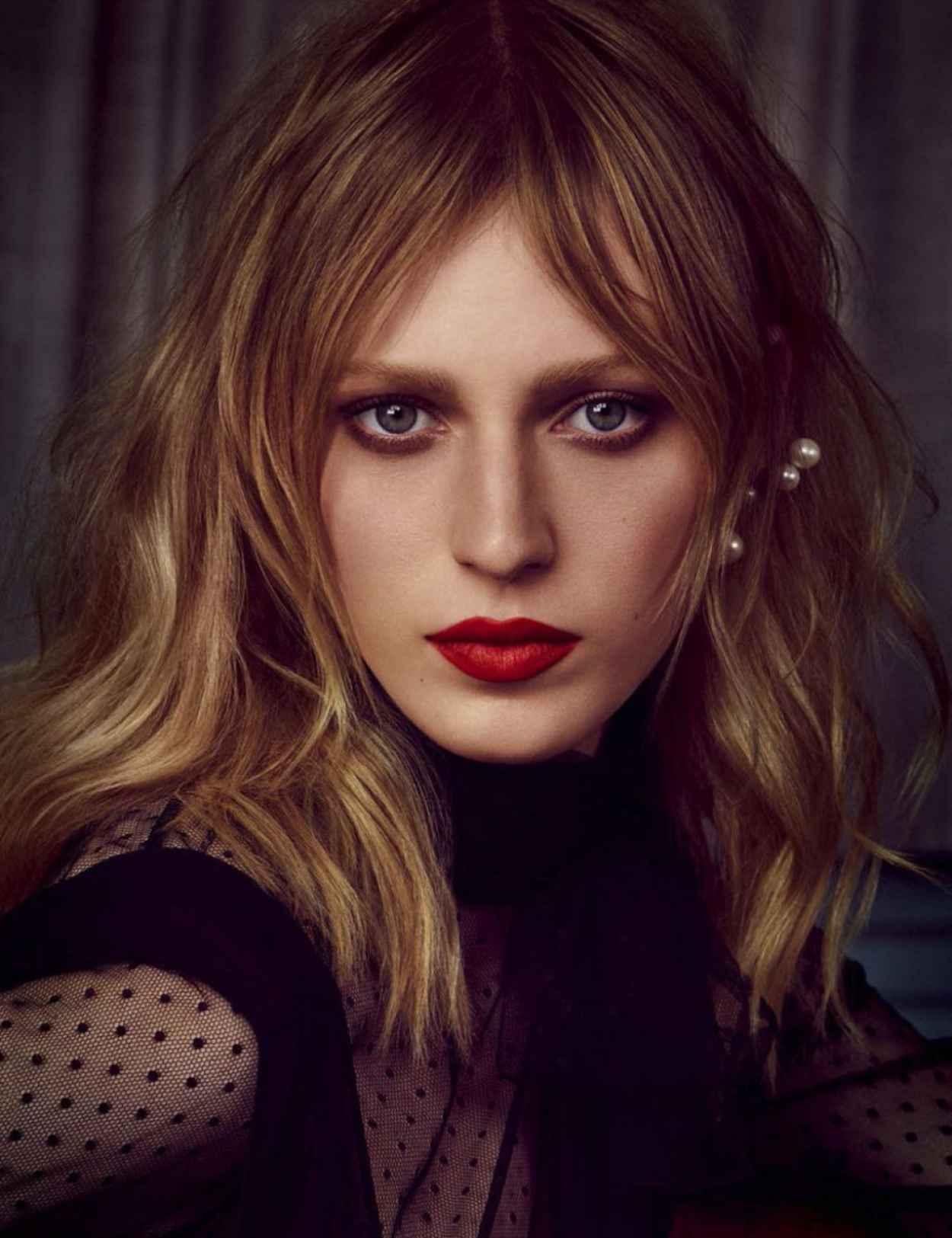 Vogue MAgazine Germany October 2015