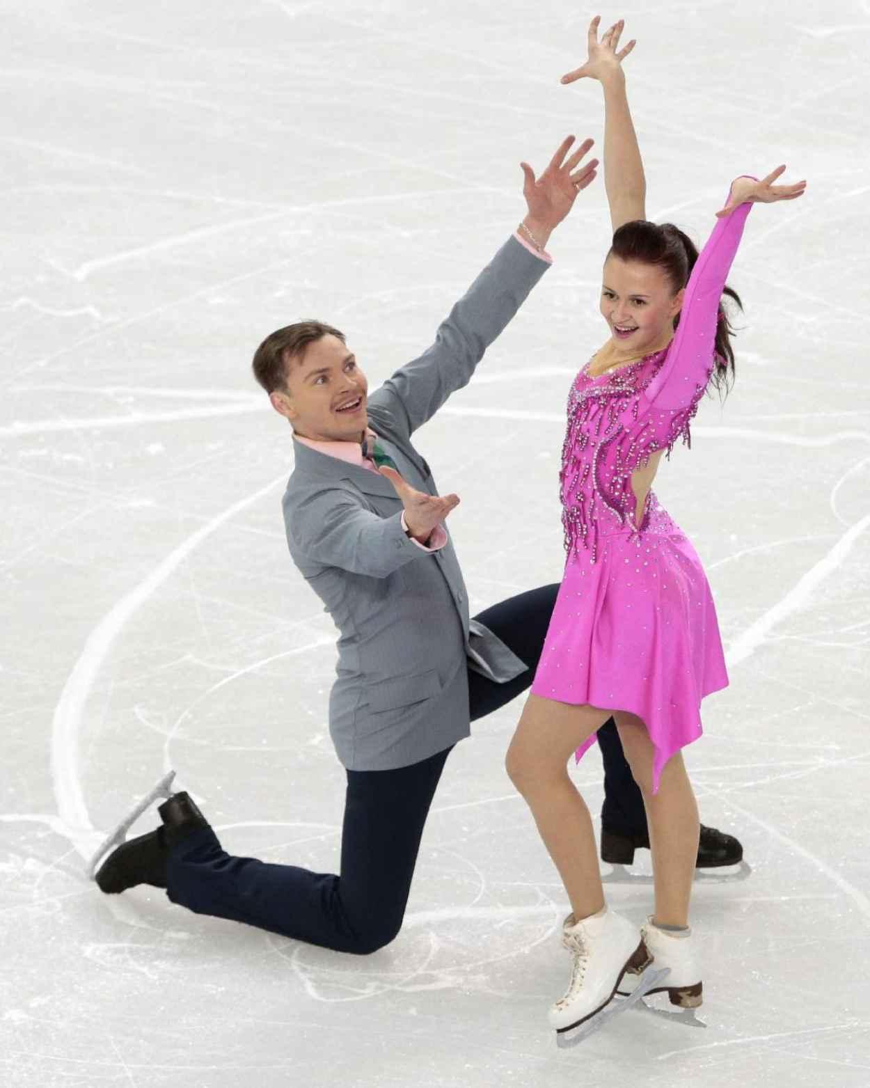Julia Zlobina - 2015 Sochi Winter Olympics-1