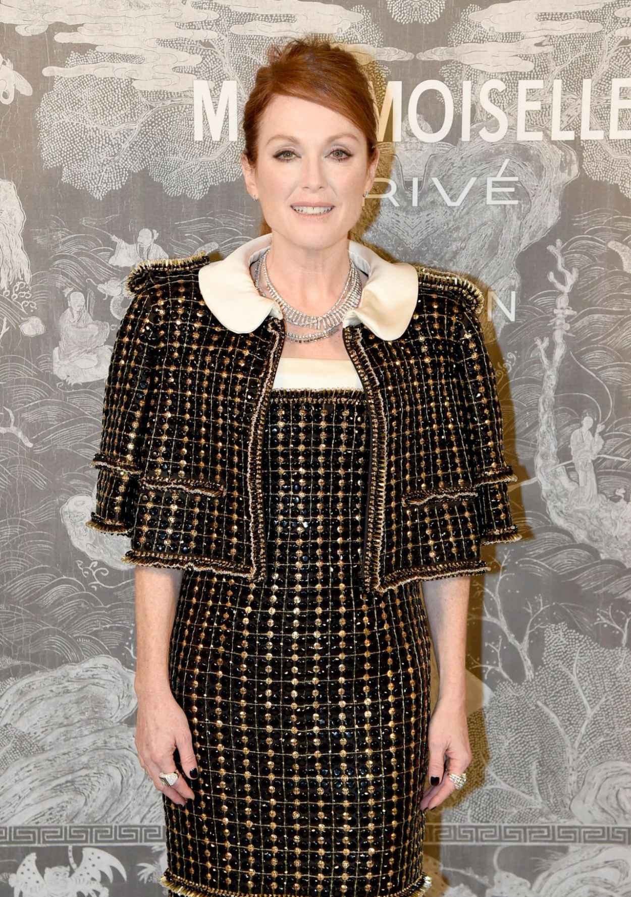 Julianne Moore - Chanel Exhibition Party in London, October 2015-4