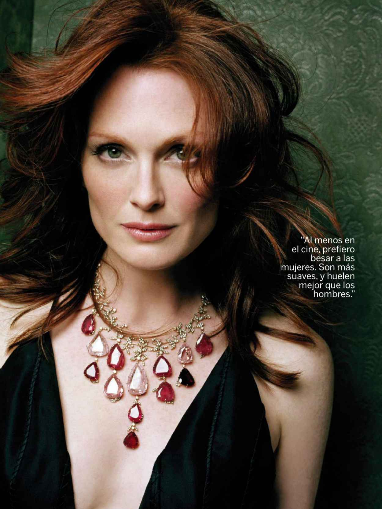 Julianne Moore - Fotogramas Magazine March 2015 Issue-1