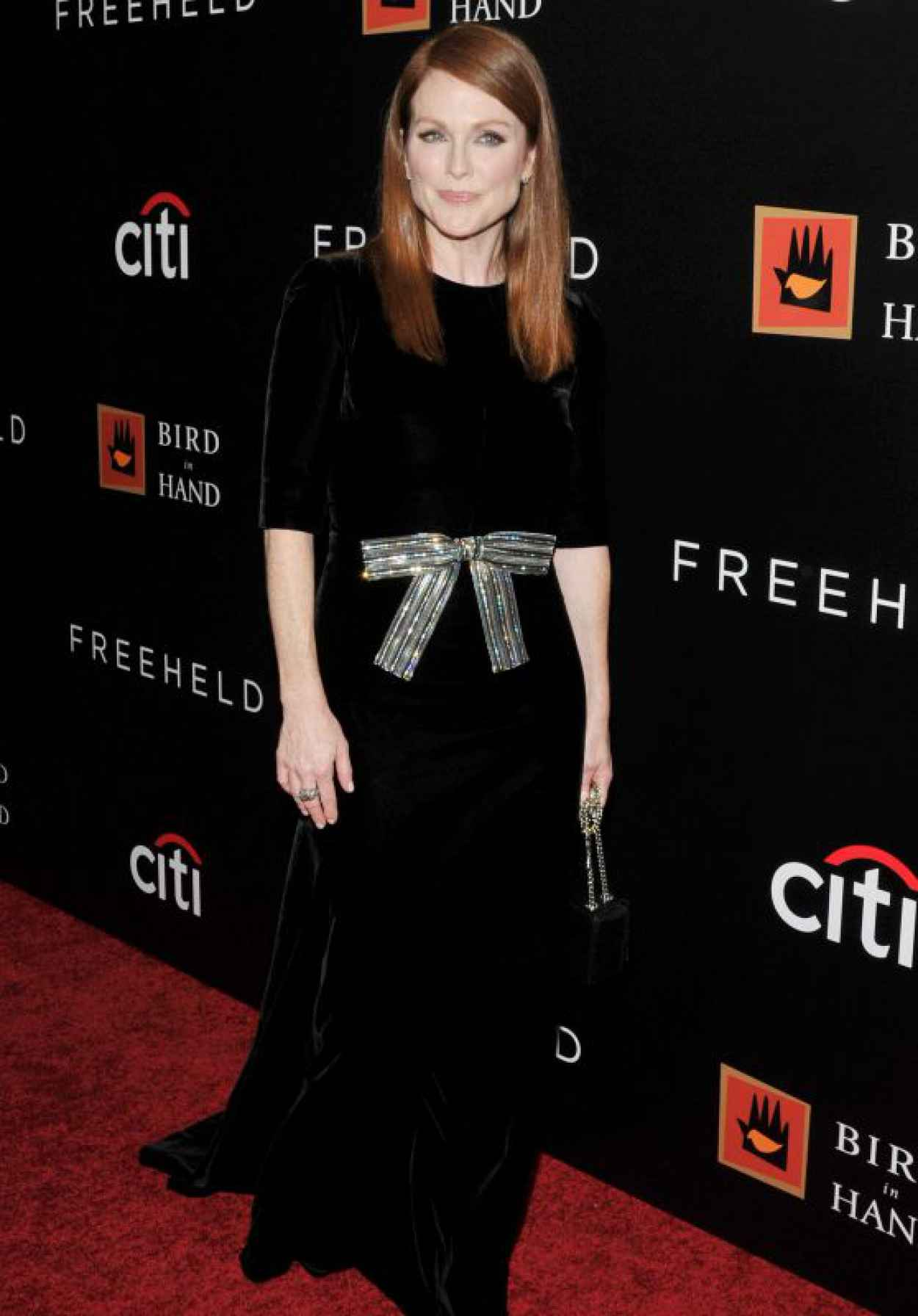 Julianne Moore - Freeheld Premiere in New York City-1