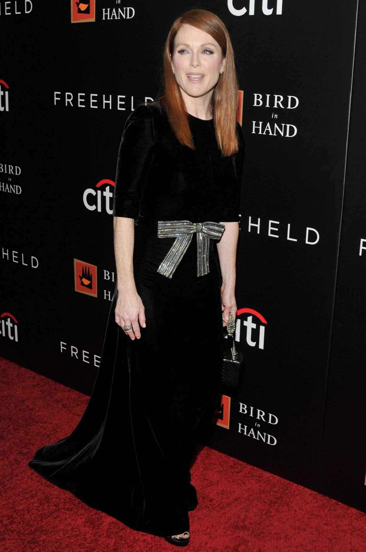 Julianne Moore - Freeheld Premiere in New York City-5