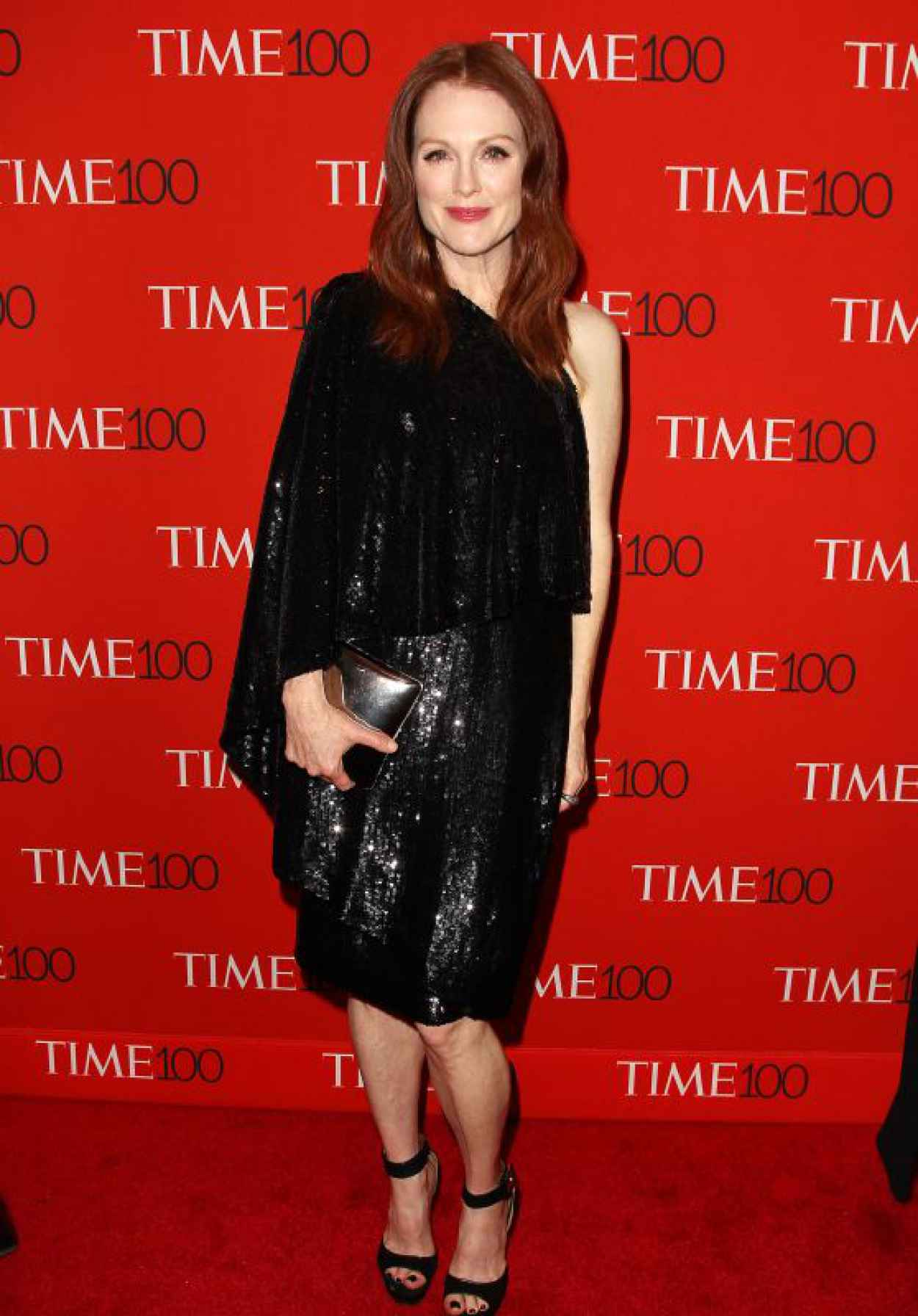 Julianne Moore - TIME 100 Most Influential People In The World Gala in New York City, April 2015-1